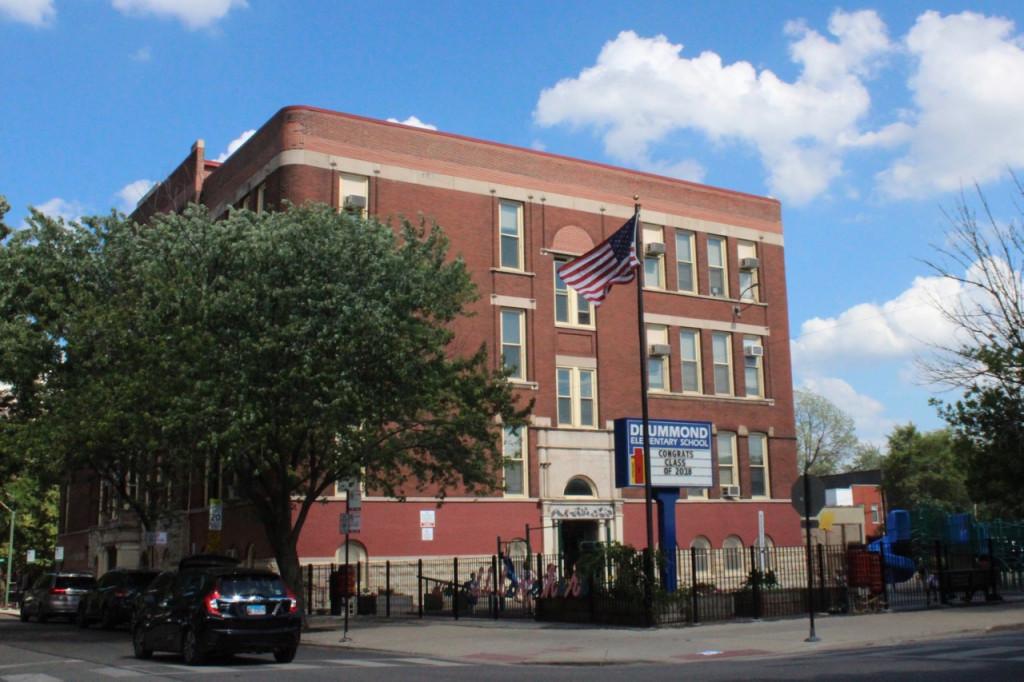 Drummond Montessori school, 1845 W. Cortland St.