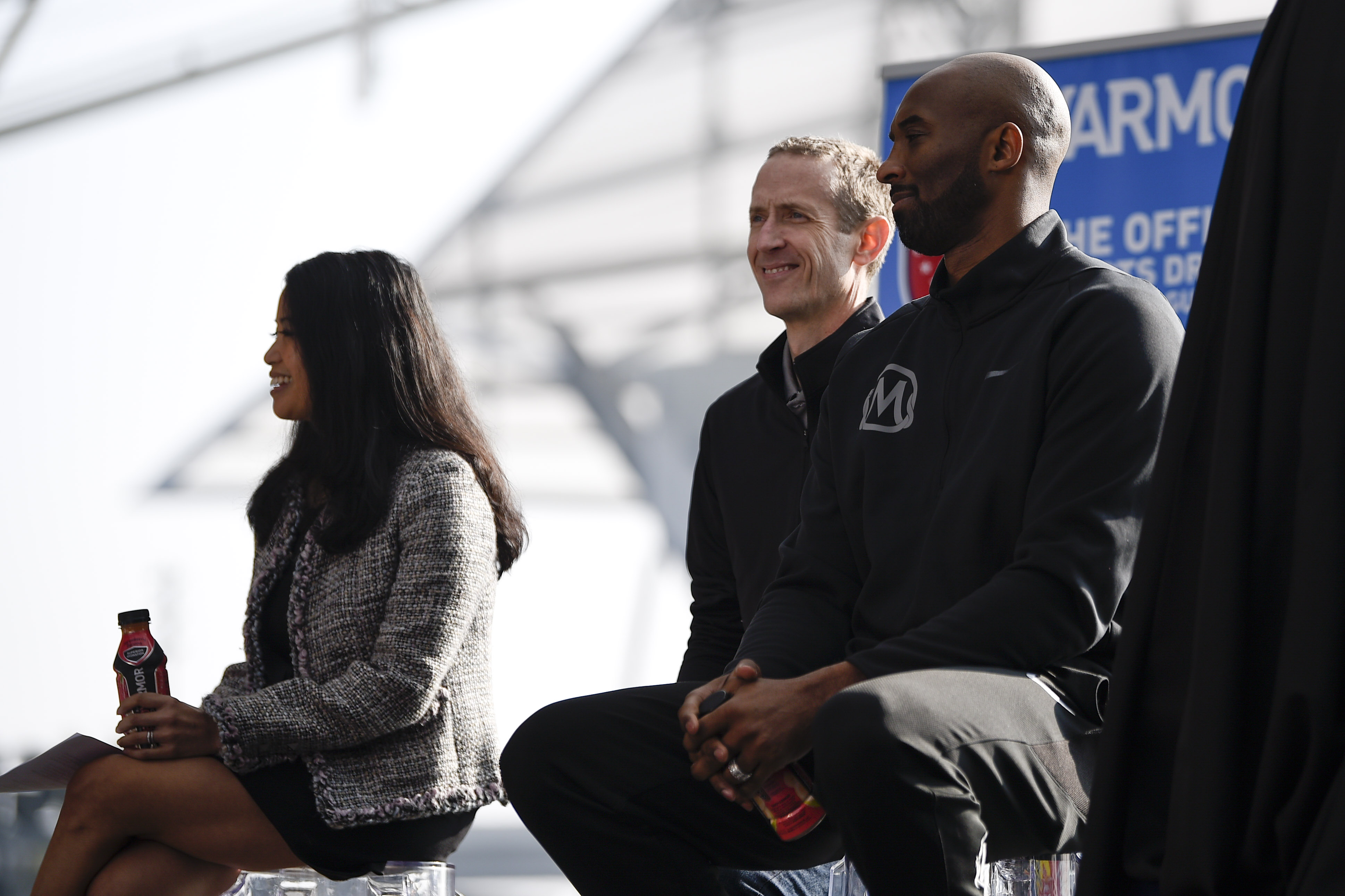 MLS: BodyArmor-Press Conference