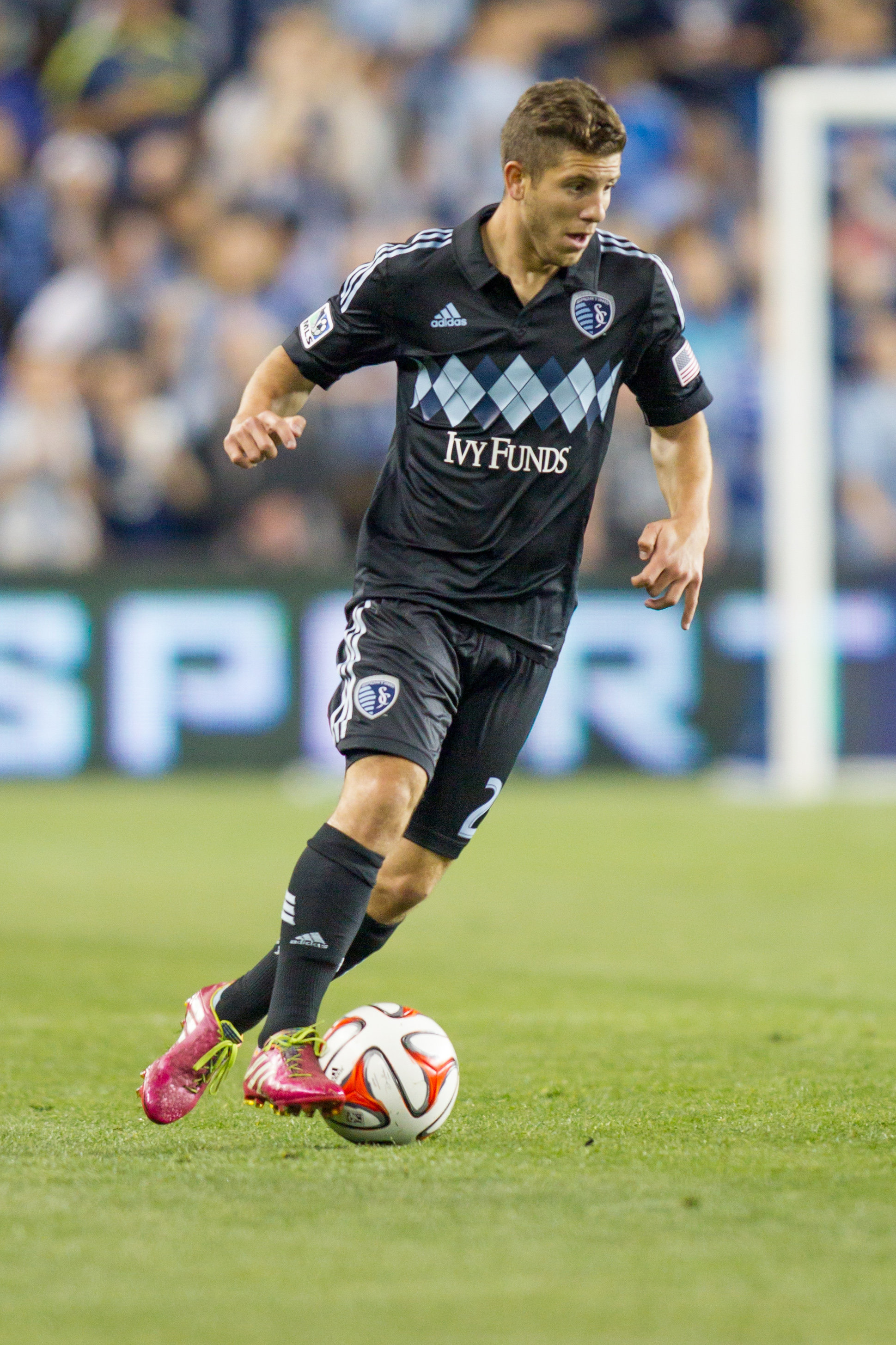 SOCCER: APR 19 MLS - Impact at Sporting KC