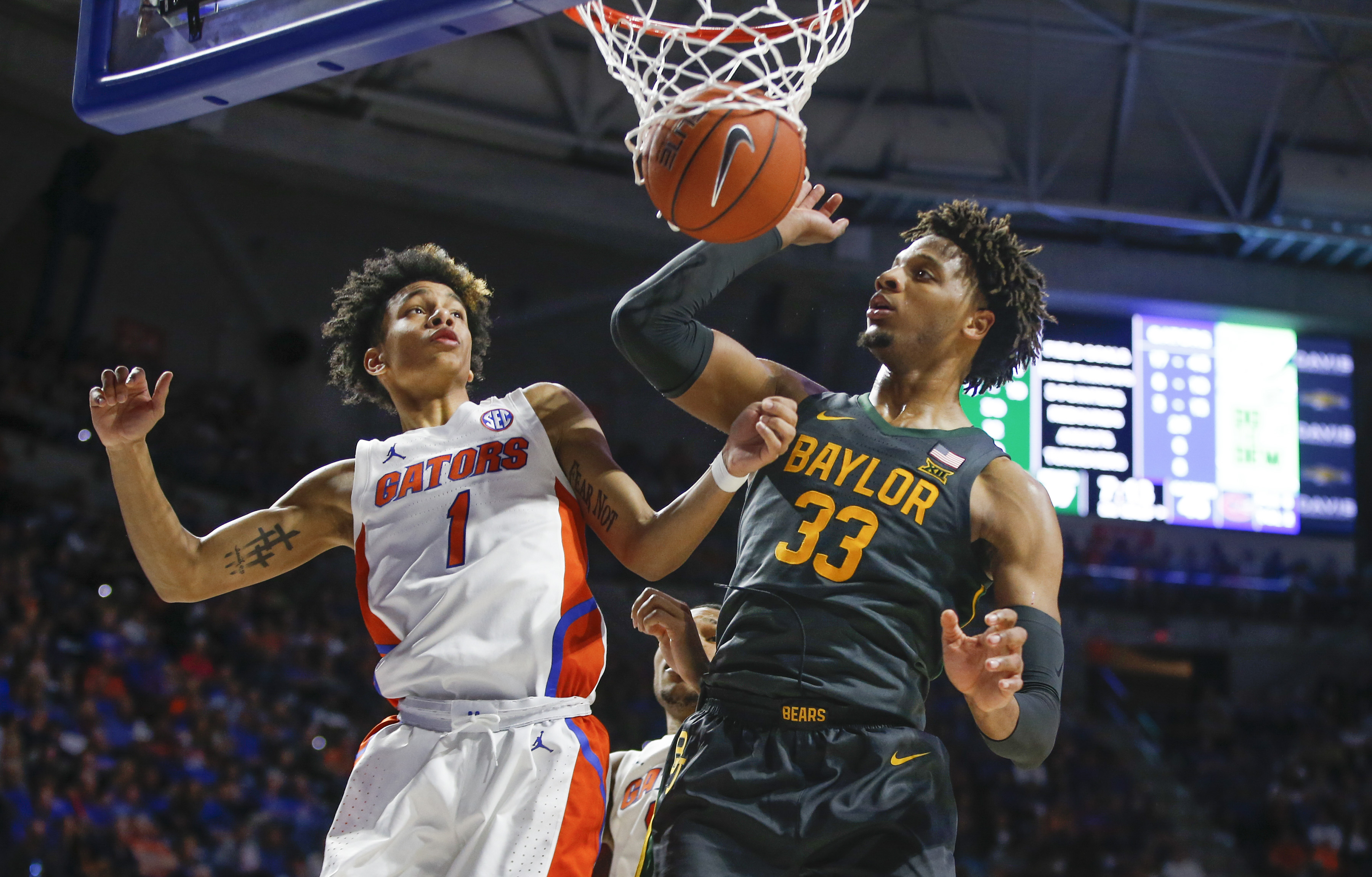 Bracketology 2020: Baylor is emerging as a title favorite