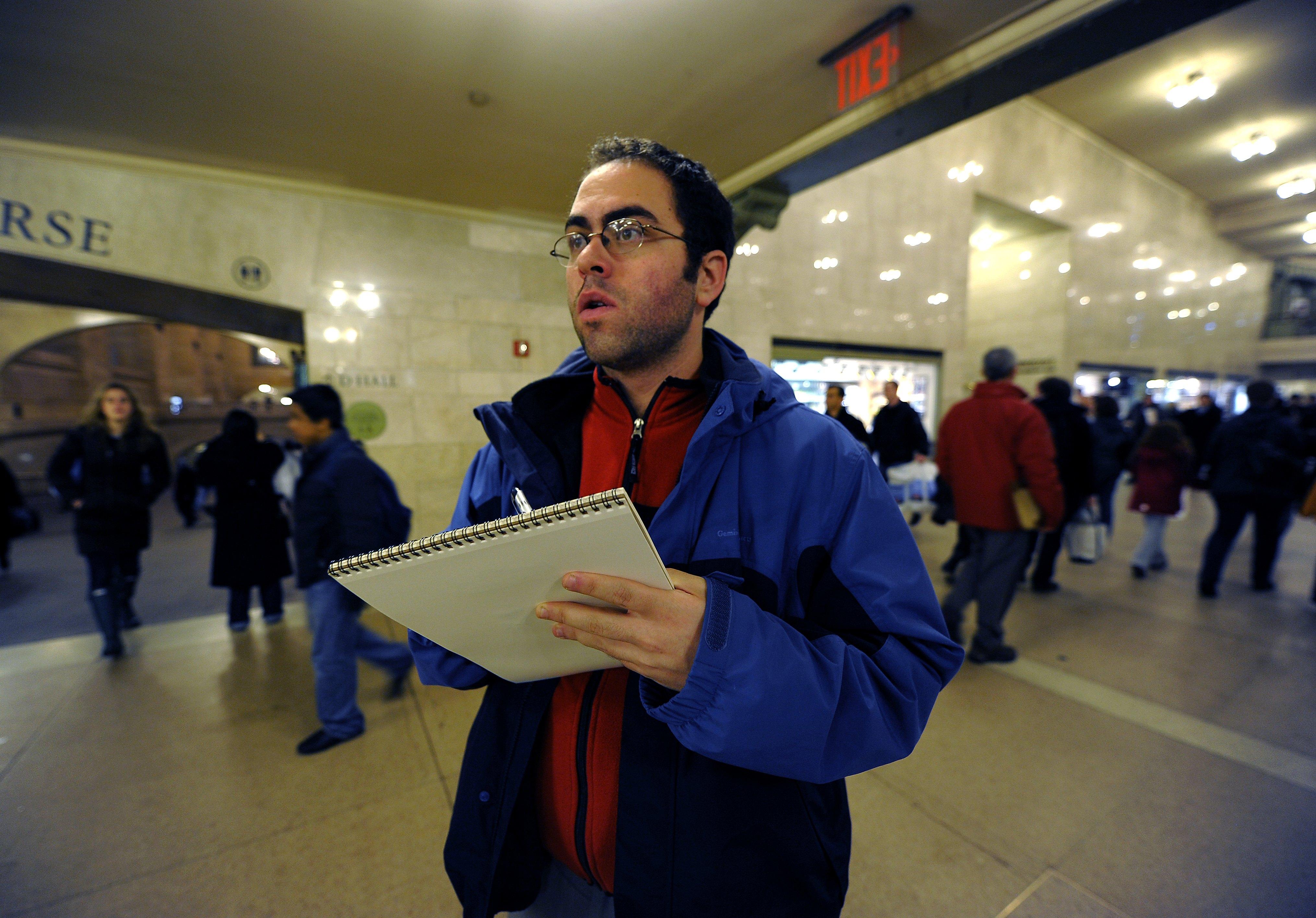 Restaurateurs Mourn Death of Artist Jason Polan, a Fixture in NYC's Food Scene