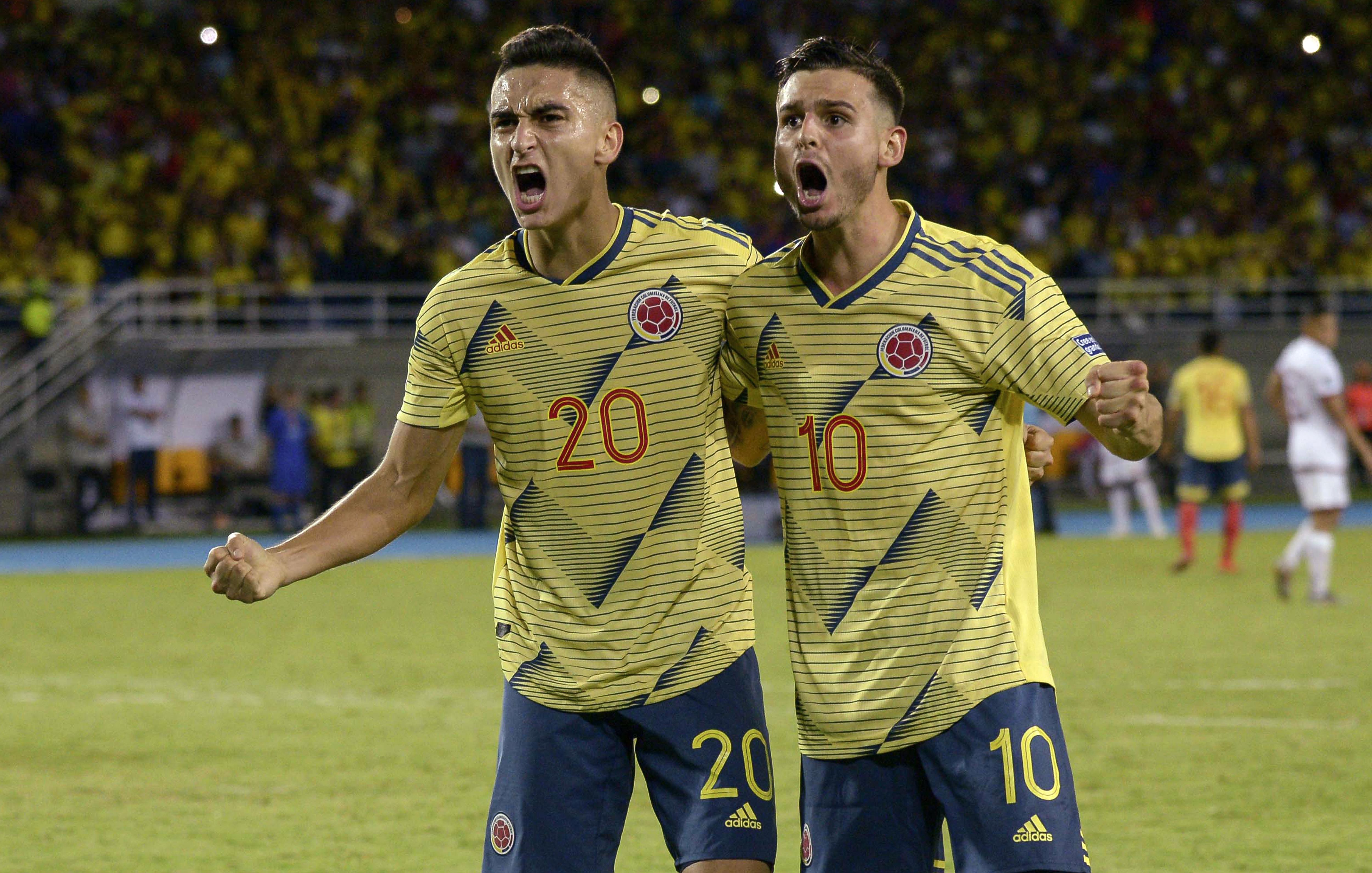 Colombia U23 v Venezuela U23 - CONMEBOL Preolimpico Colombia 2020