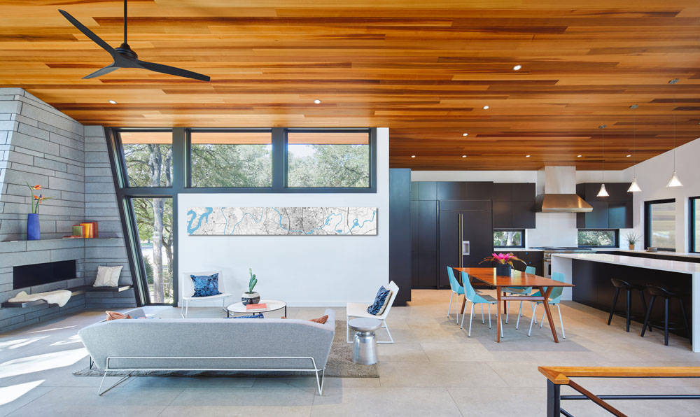 Here's what you'll see on the Austin Modern Home Tour 2020