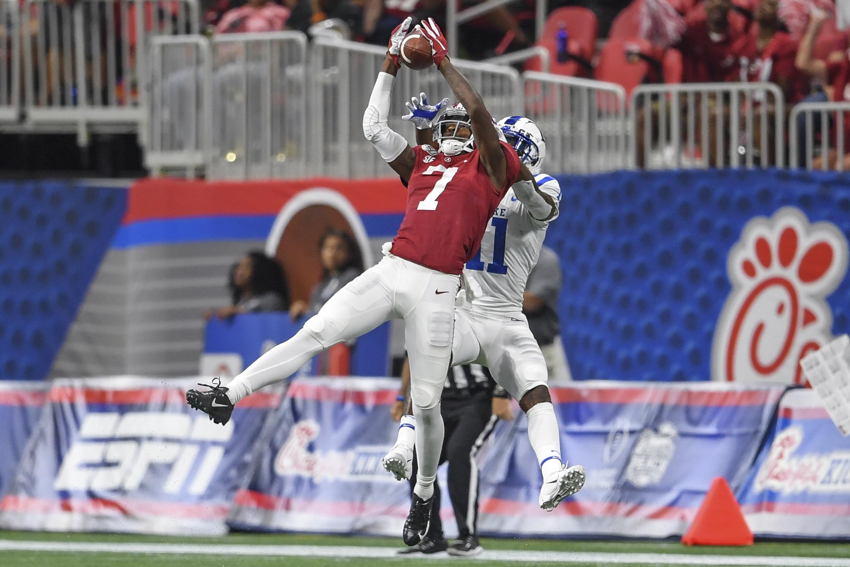 NCAA Football: Alabama vs Duke