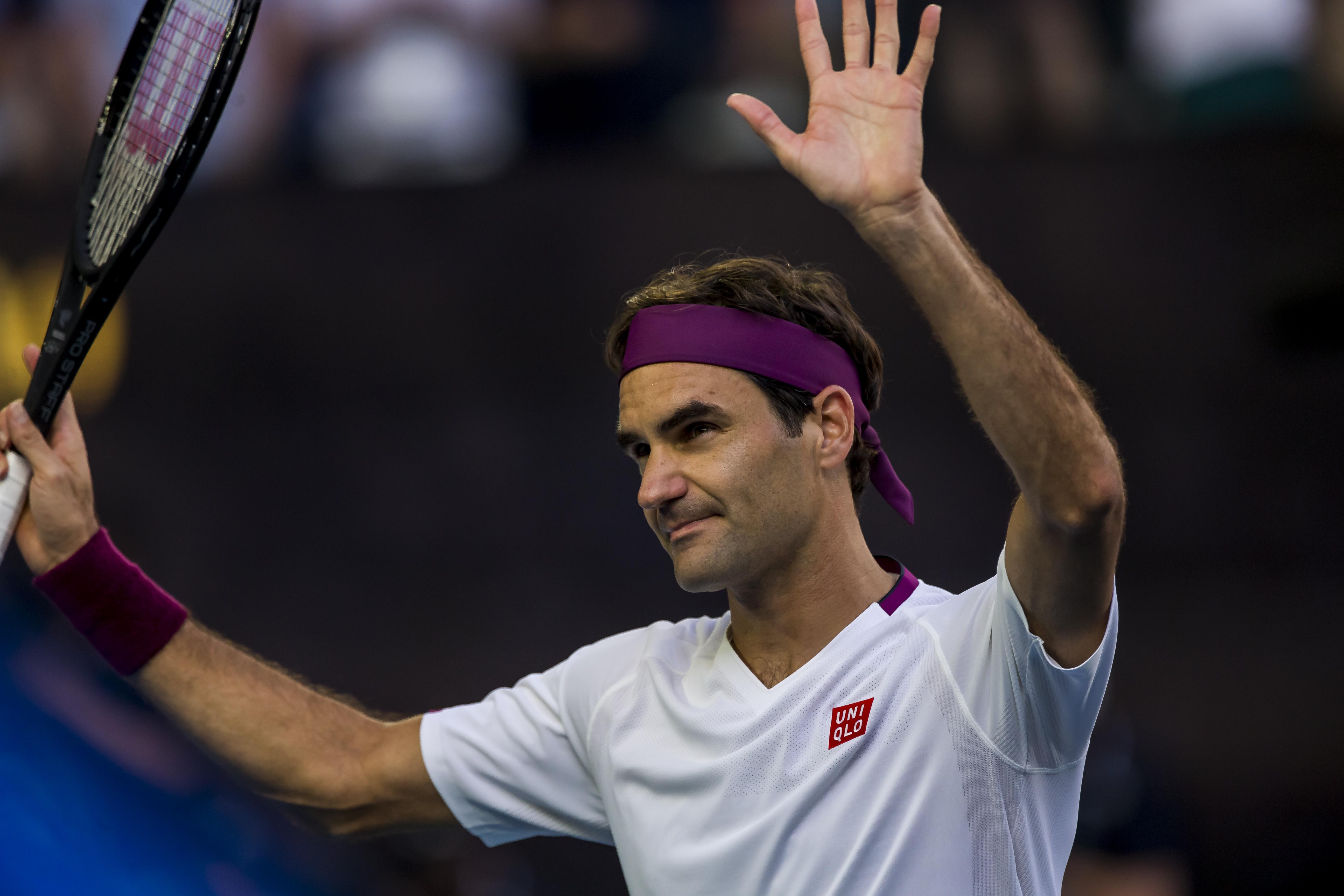 TENNIS: JAN 28 Australian Open