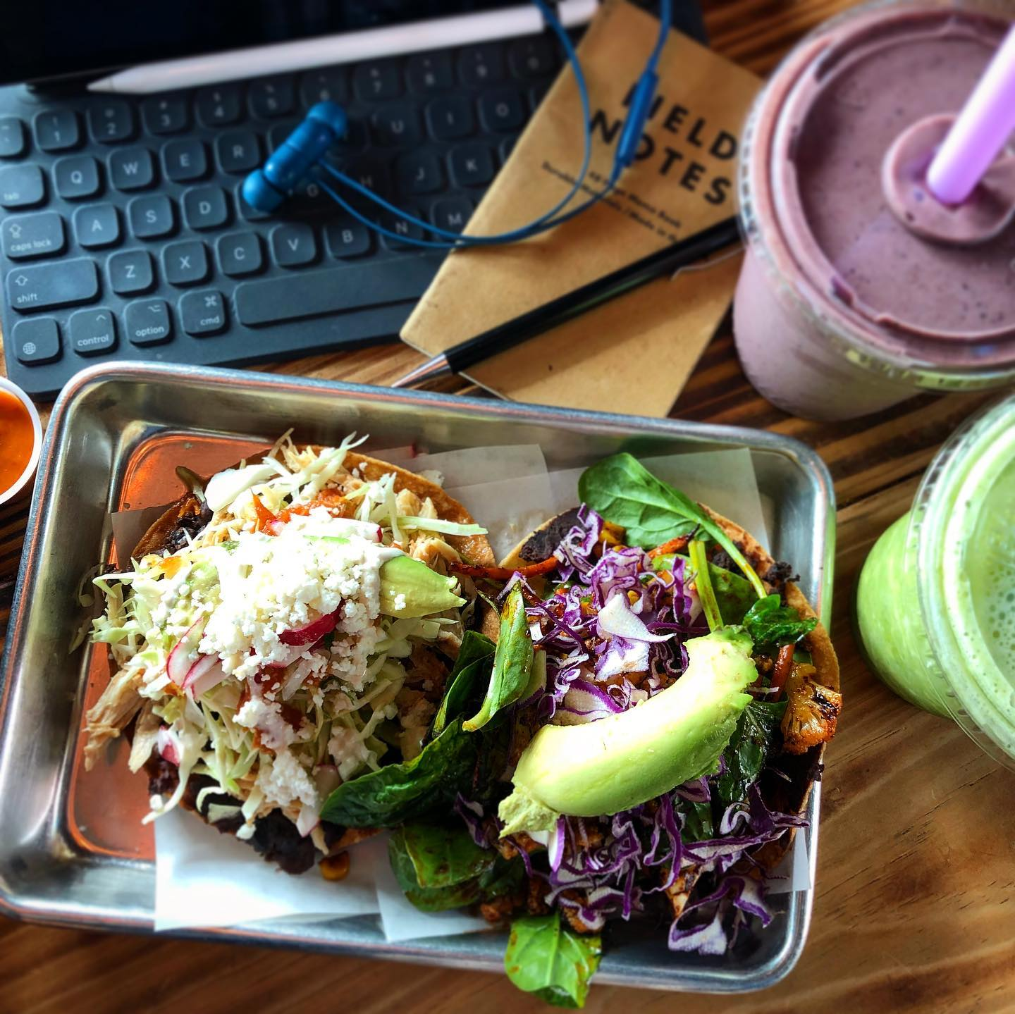 Veracruz All Natural Is Rolling New Taco and Juice Trucks Into East Austin