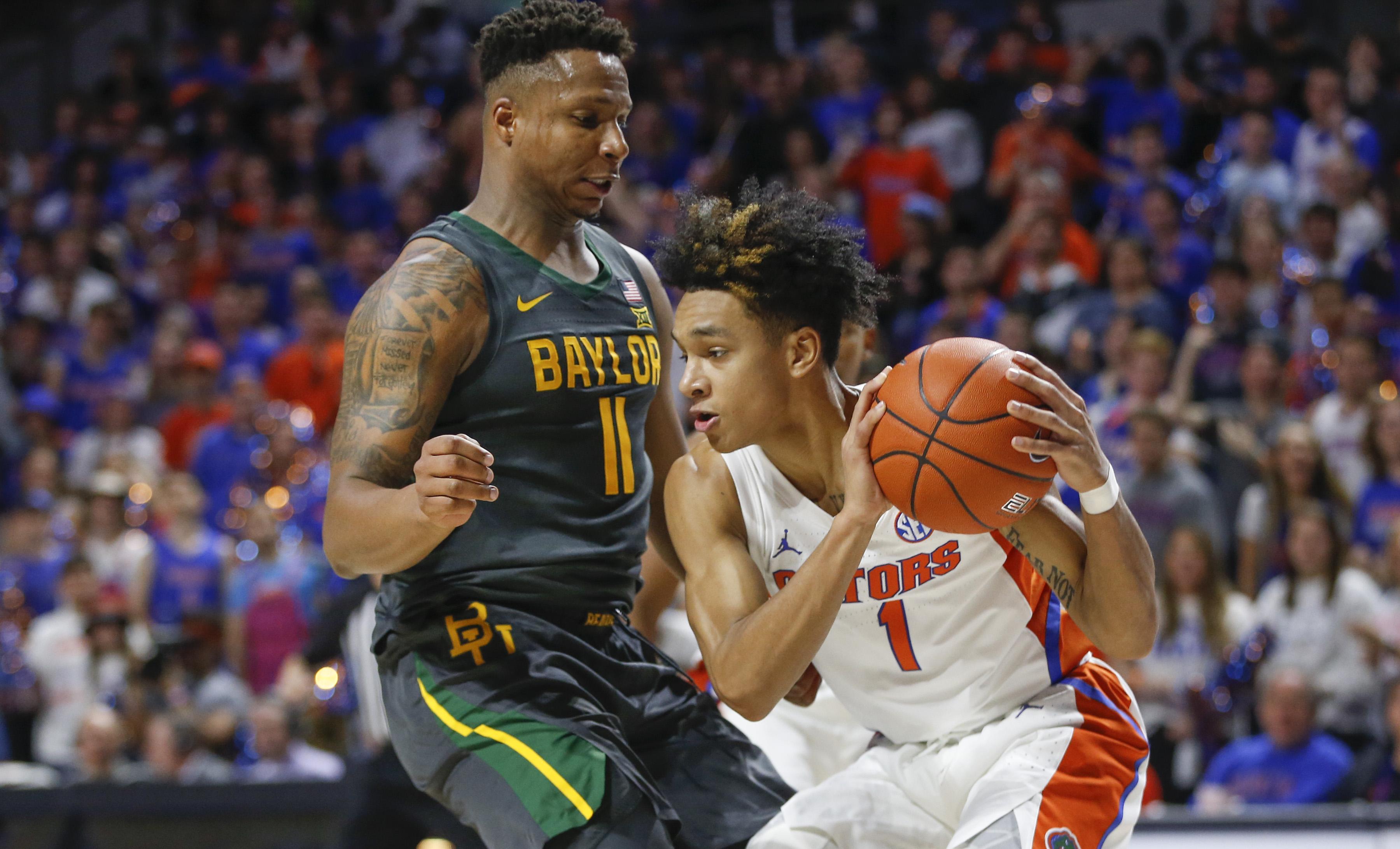 NCAA Basketball: Baylor at Florida