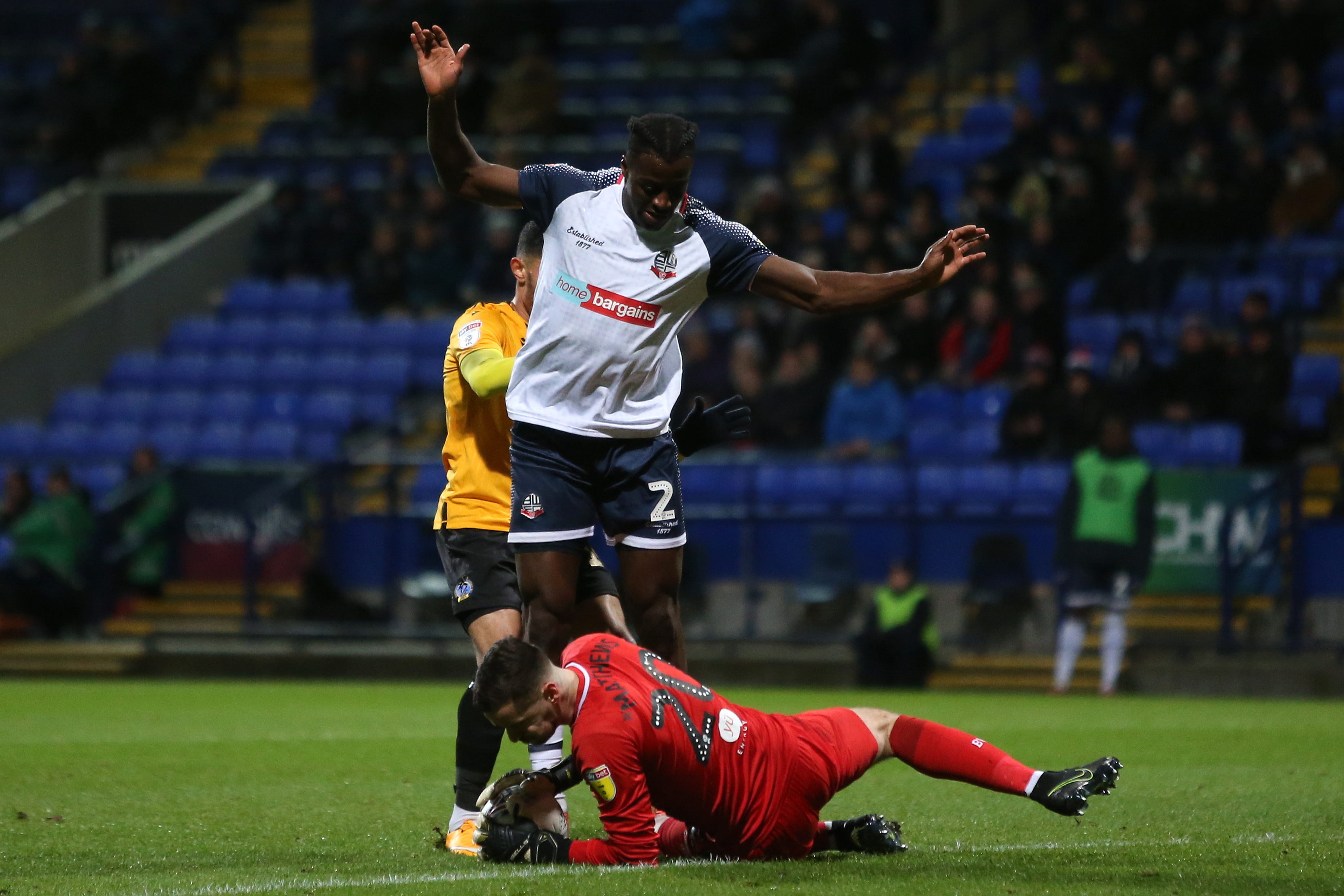 Bolton Wanderers v Bristol Rovers - Sky Bet League One