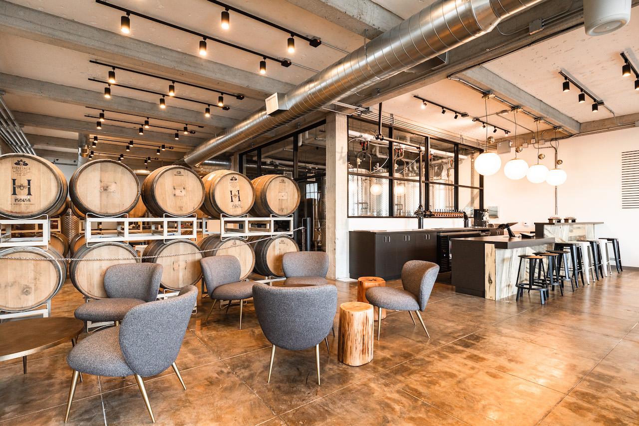 Ficklewood Ciderworks in Long Beach