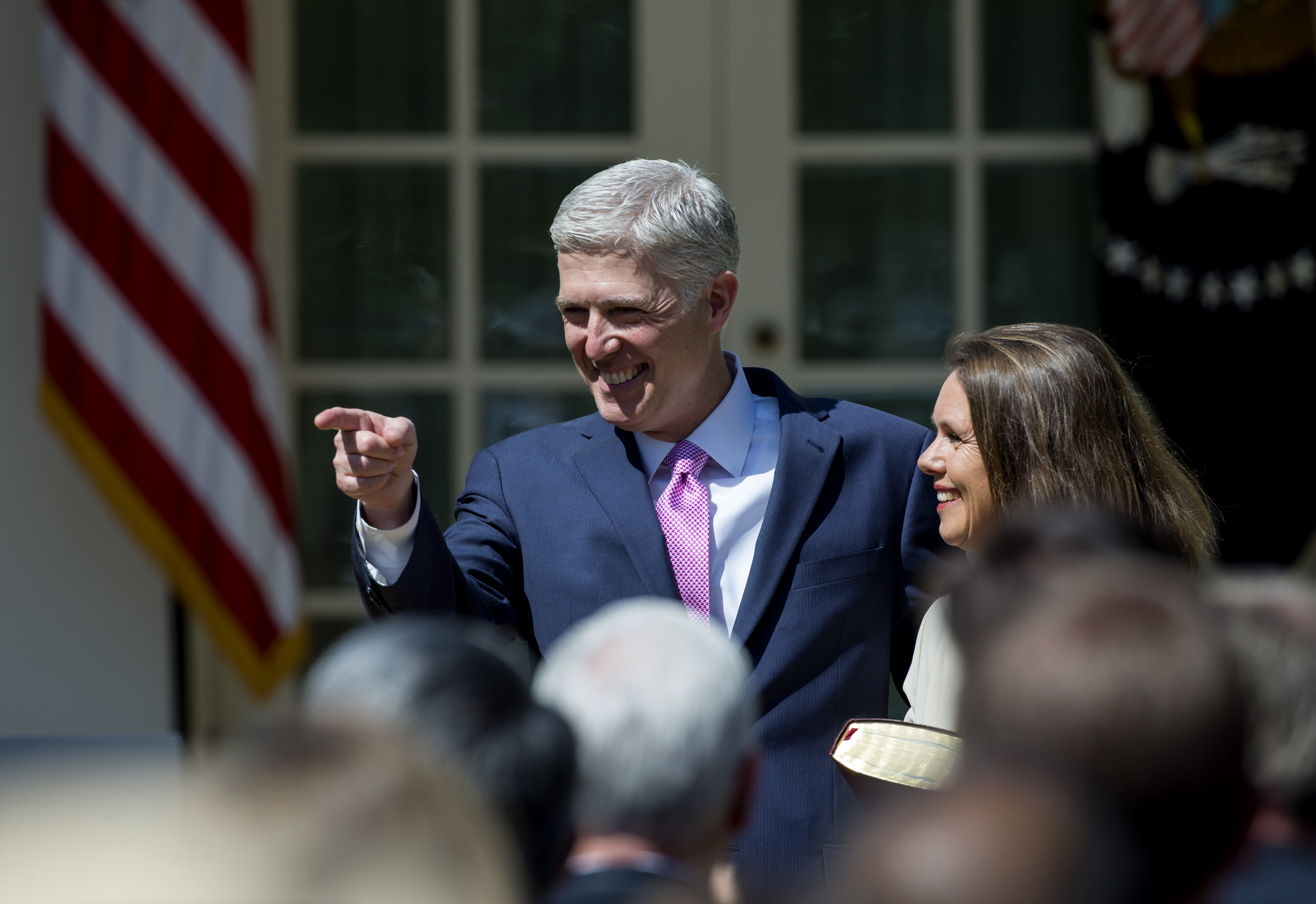 Democrats need to listen to Neil Gorsuch's surprisingly good idea