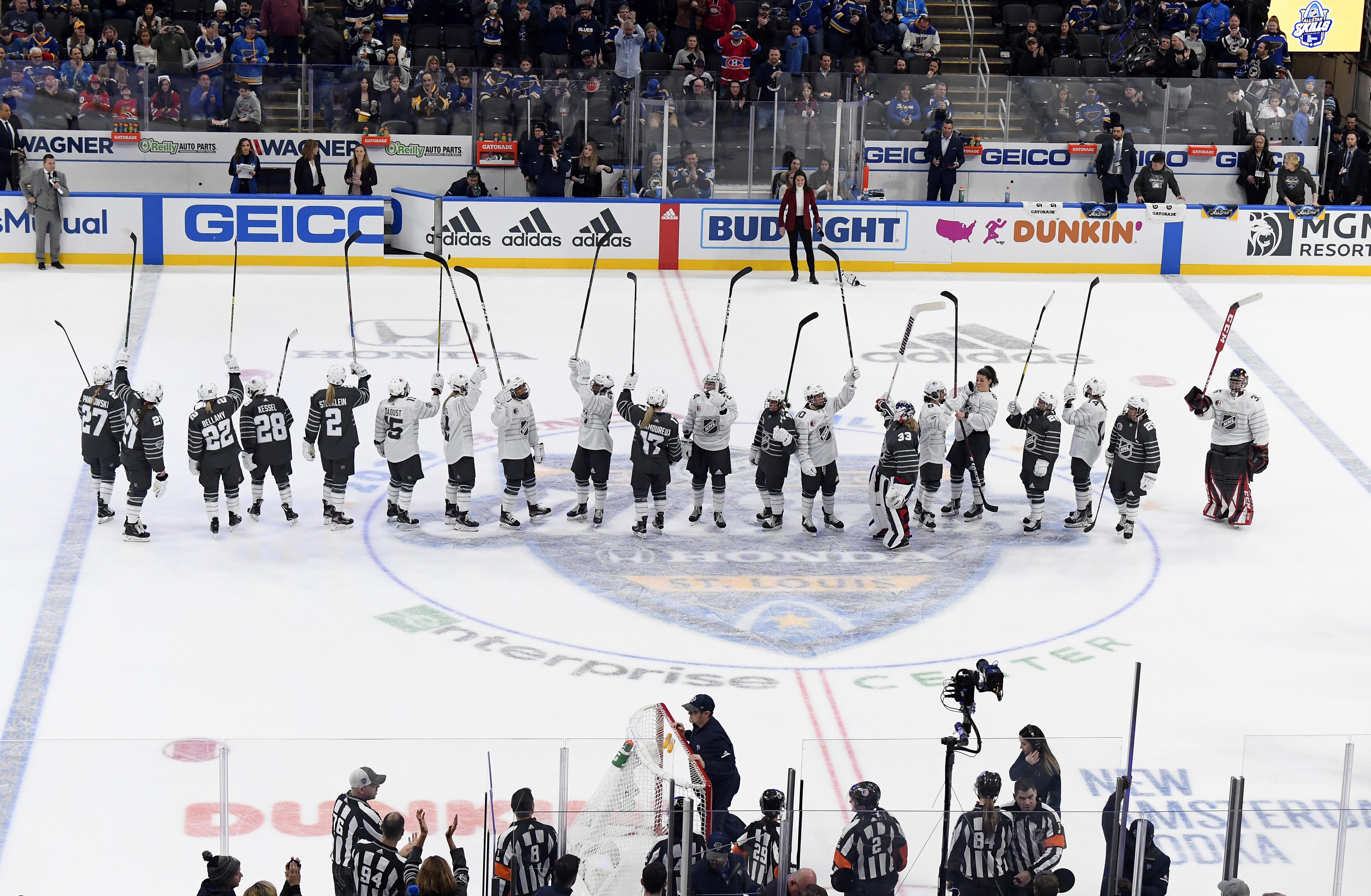 2020 NHL All-Star Skills