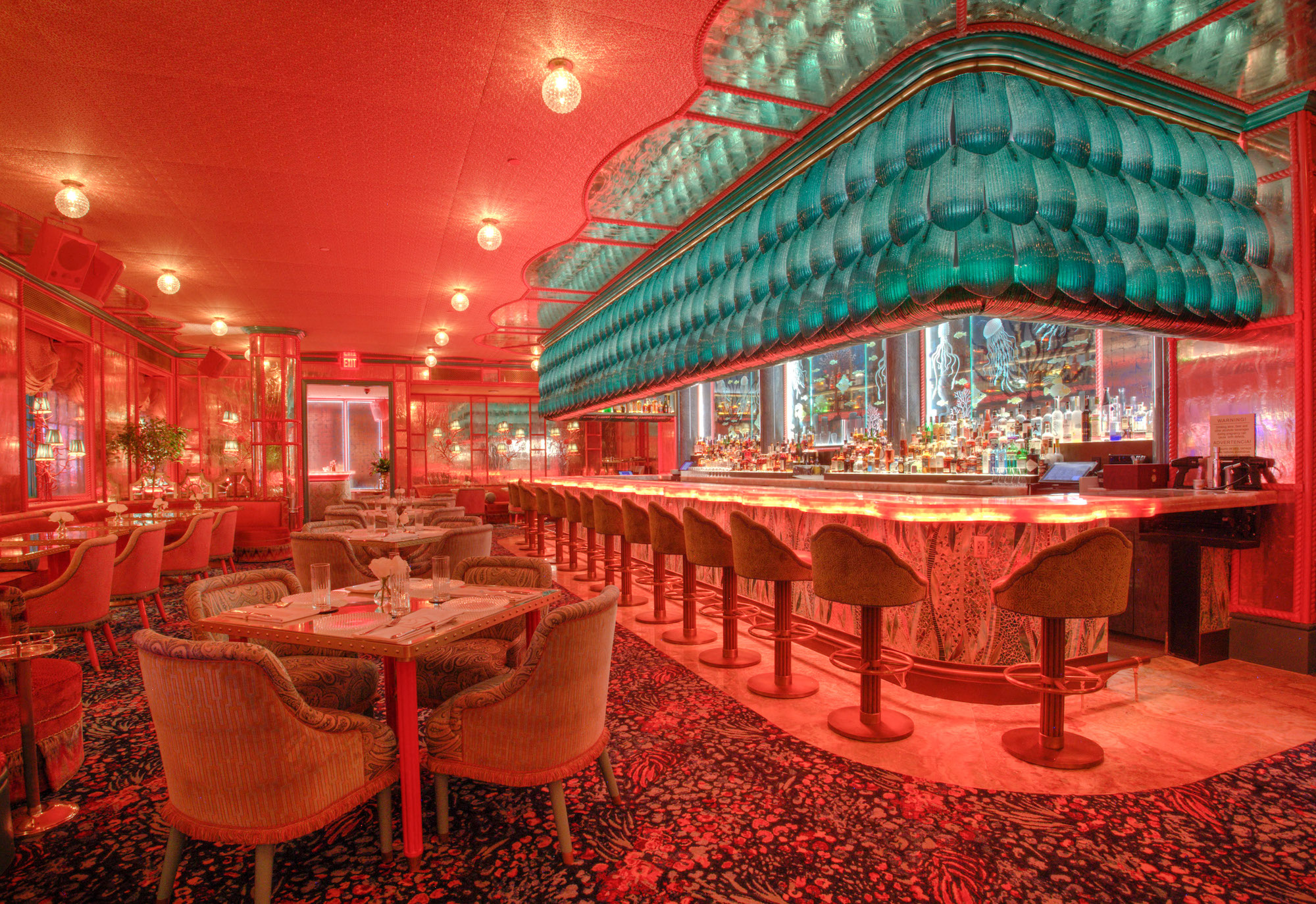 Step Back in Time at the Bellagio's New Mayfair Supper Club