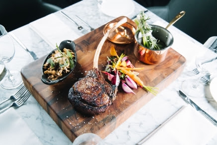 Top-Notch Steaks Check In to Fort Worth's Swanky Sinclair Hotel