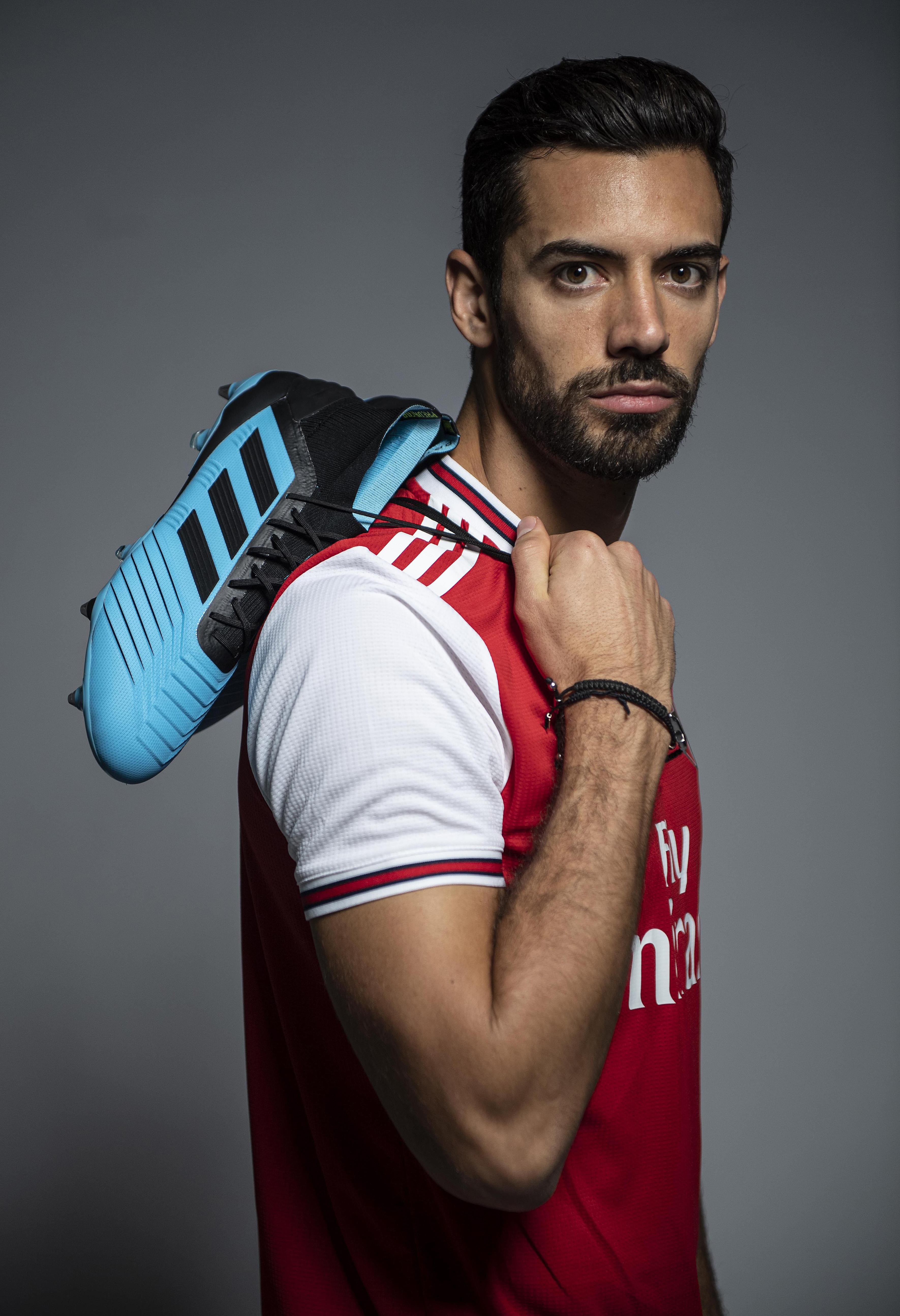 Arsenal Unveil New Signing Pablo Mari