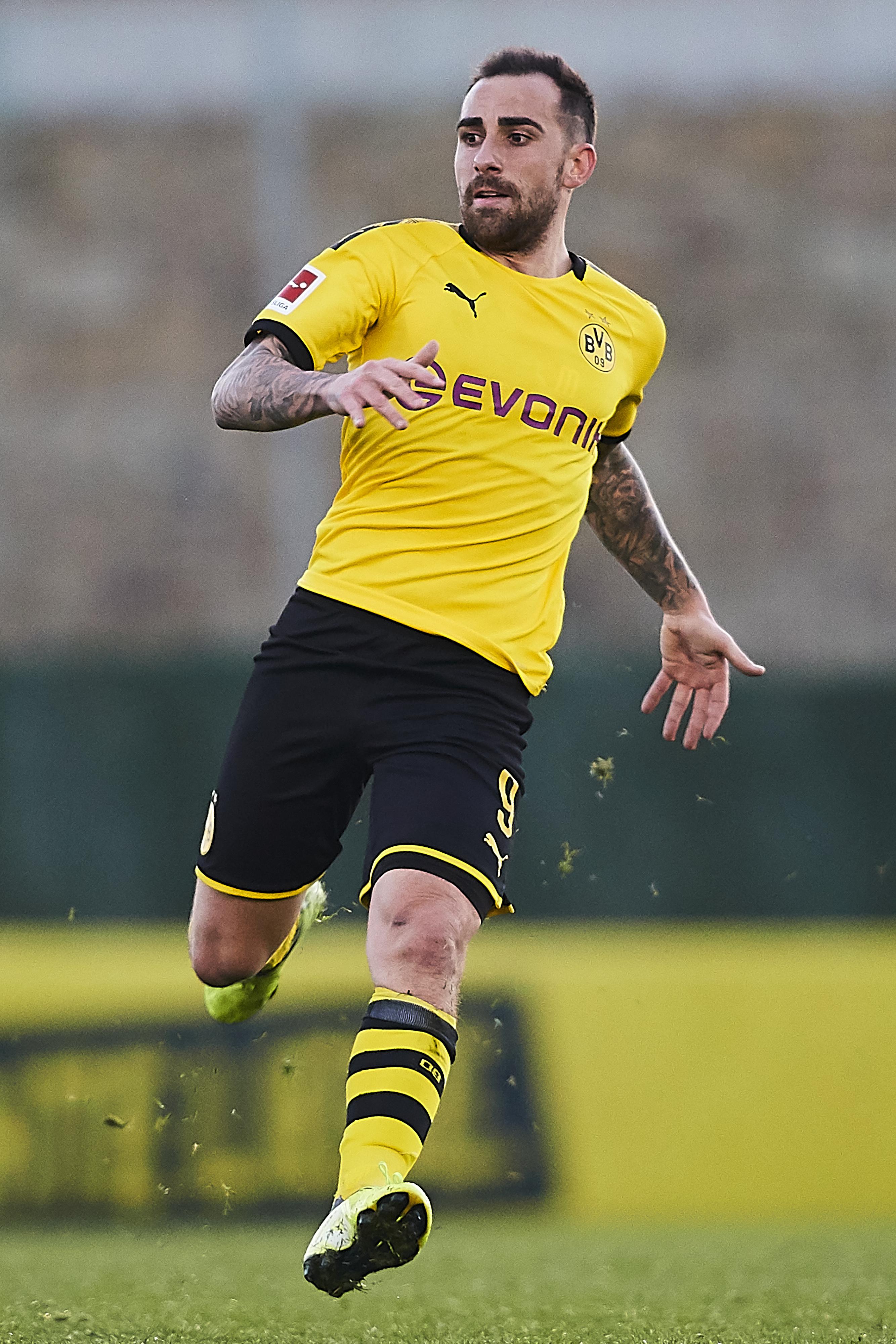 Borussia Dortmund v FSV Mainz 05 - Friendly Match