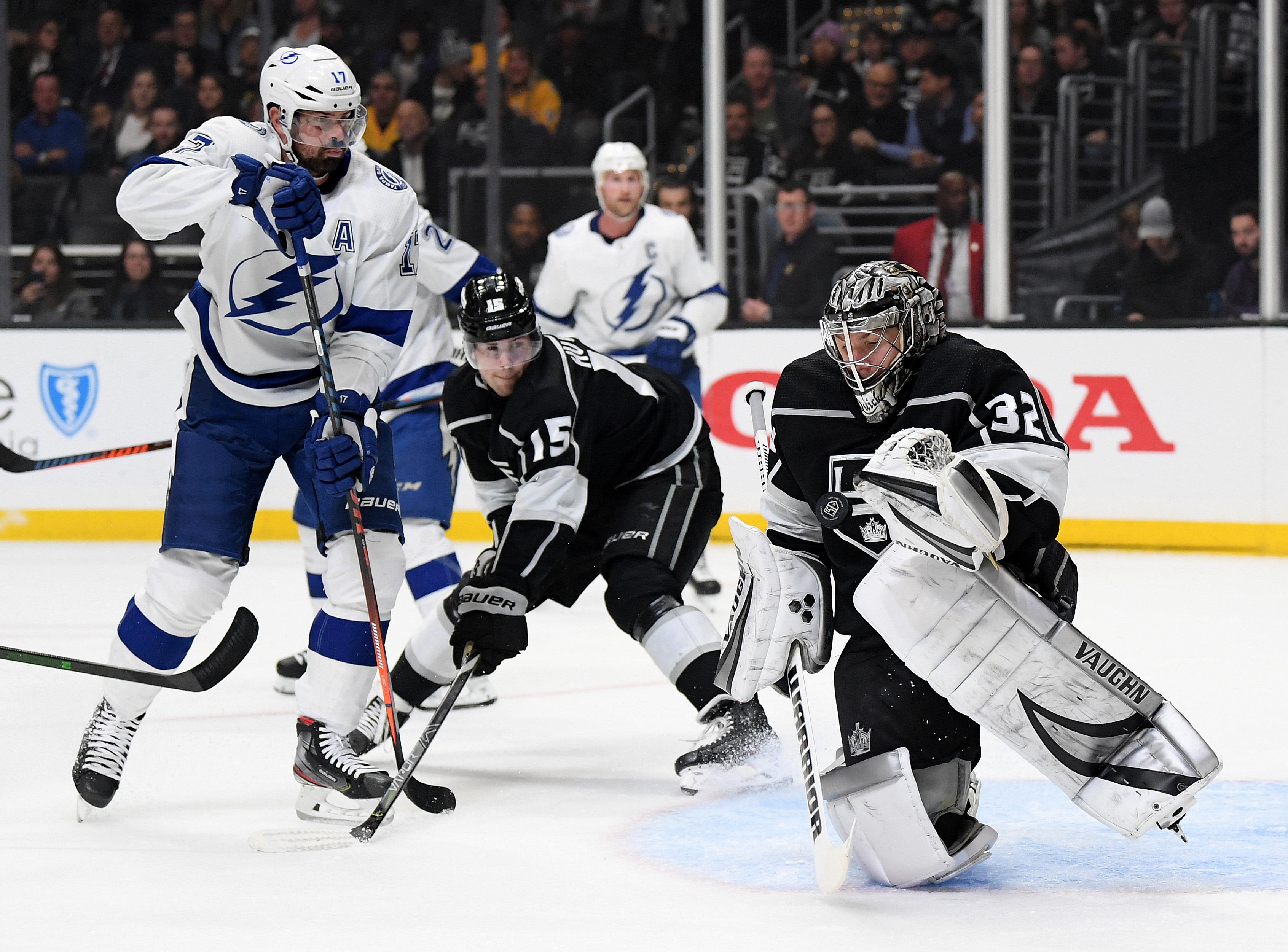 Tampa Bay Lightning v Los Angeles Kings