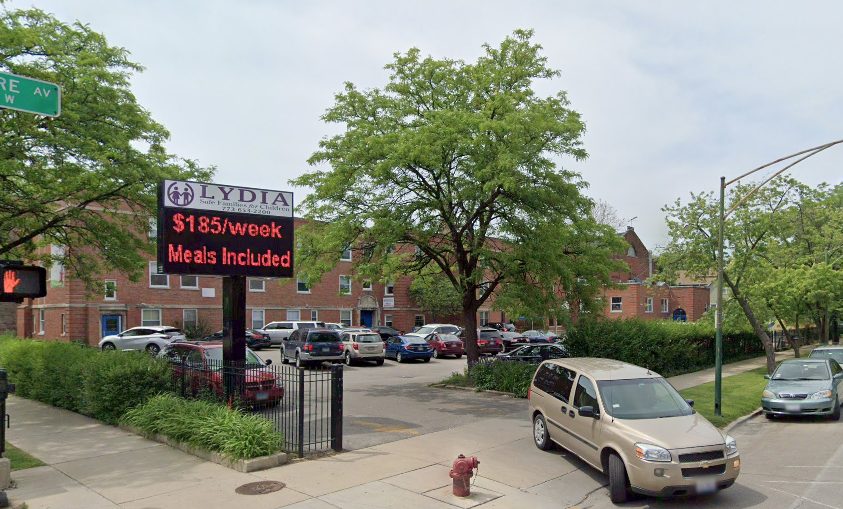 A boy was found hurt at the Lydia home, 4300 W. Irving Park Rd., Jan. 26, 2020.