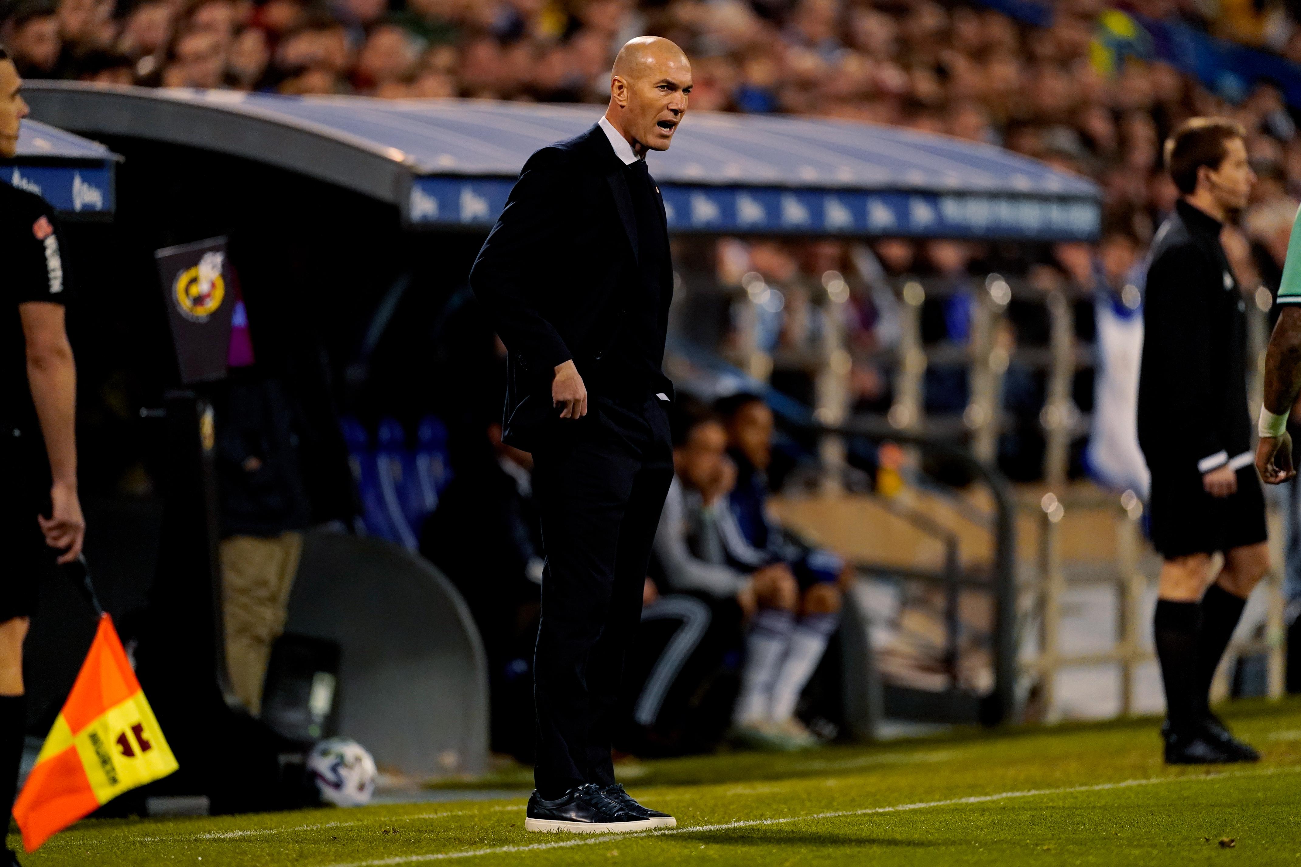 Real Zaragoza v Real Madrid - Spanish Copa del Rey