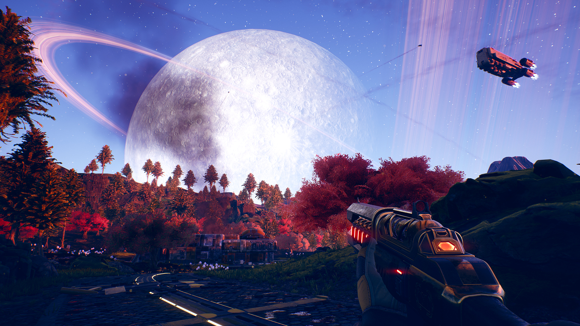 The Outer Worlds comes to Nintendo Switch in March