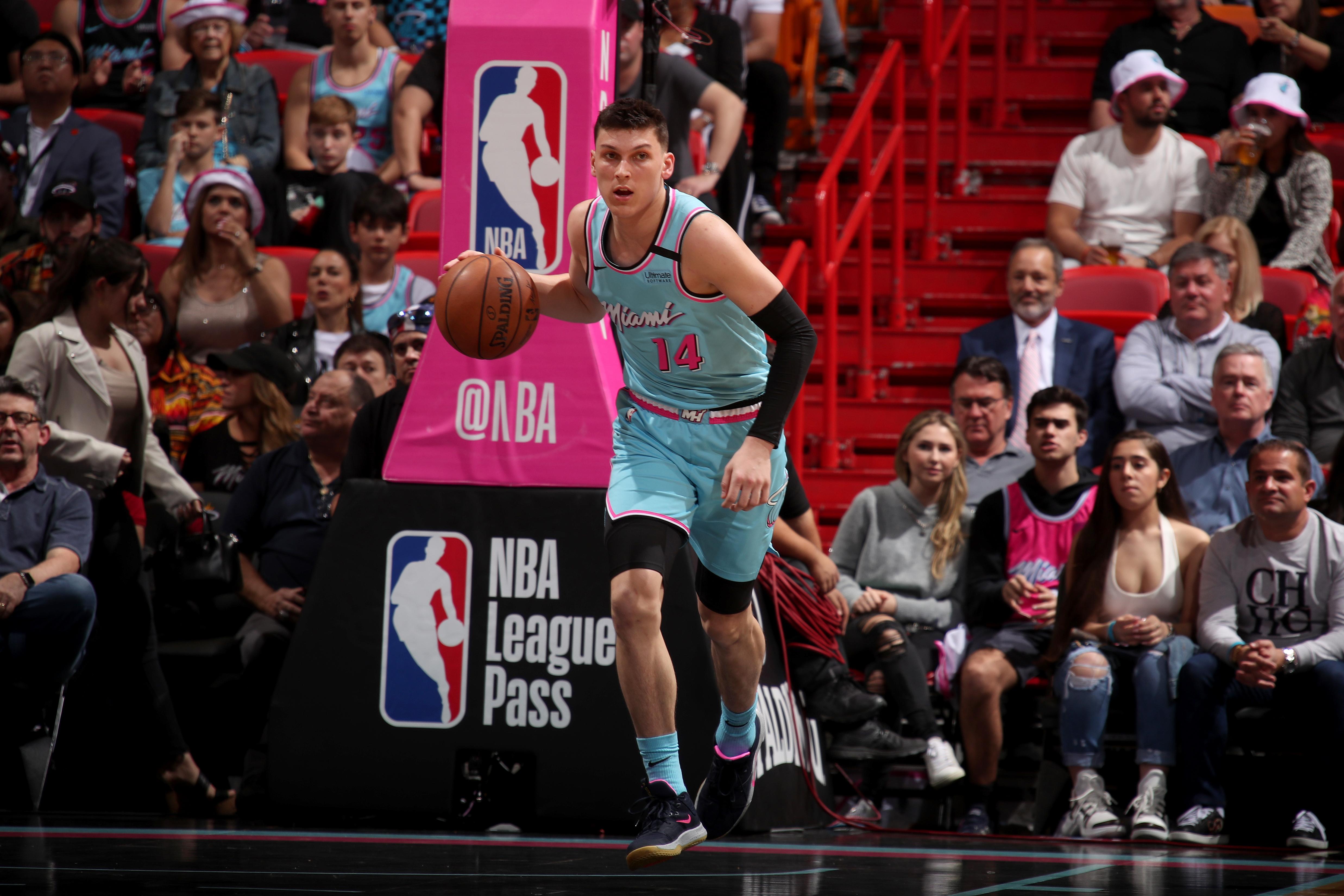 LA Clippers v Miami Heat