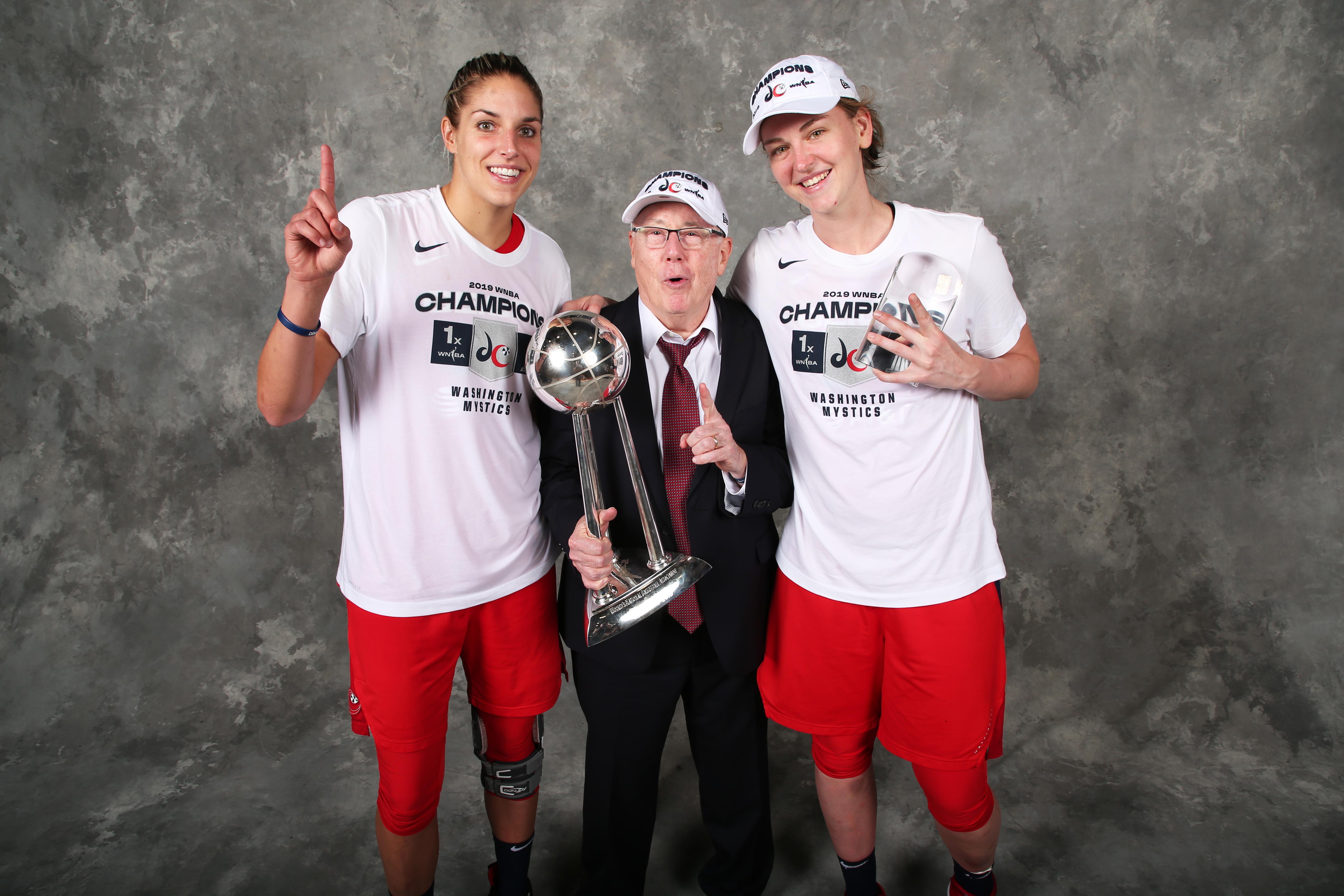 WNBA Finals Portraits