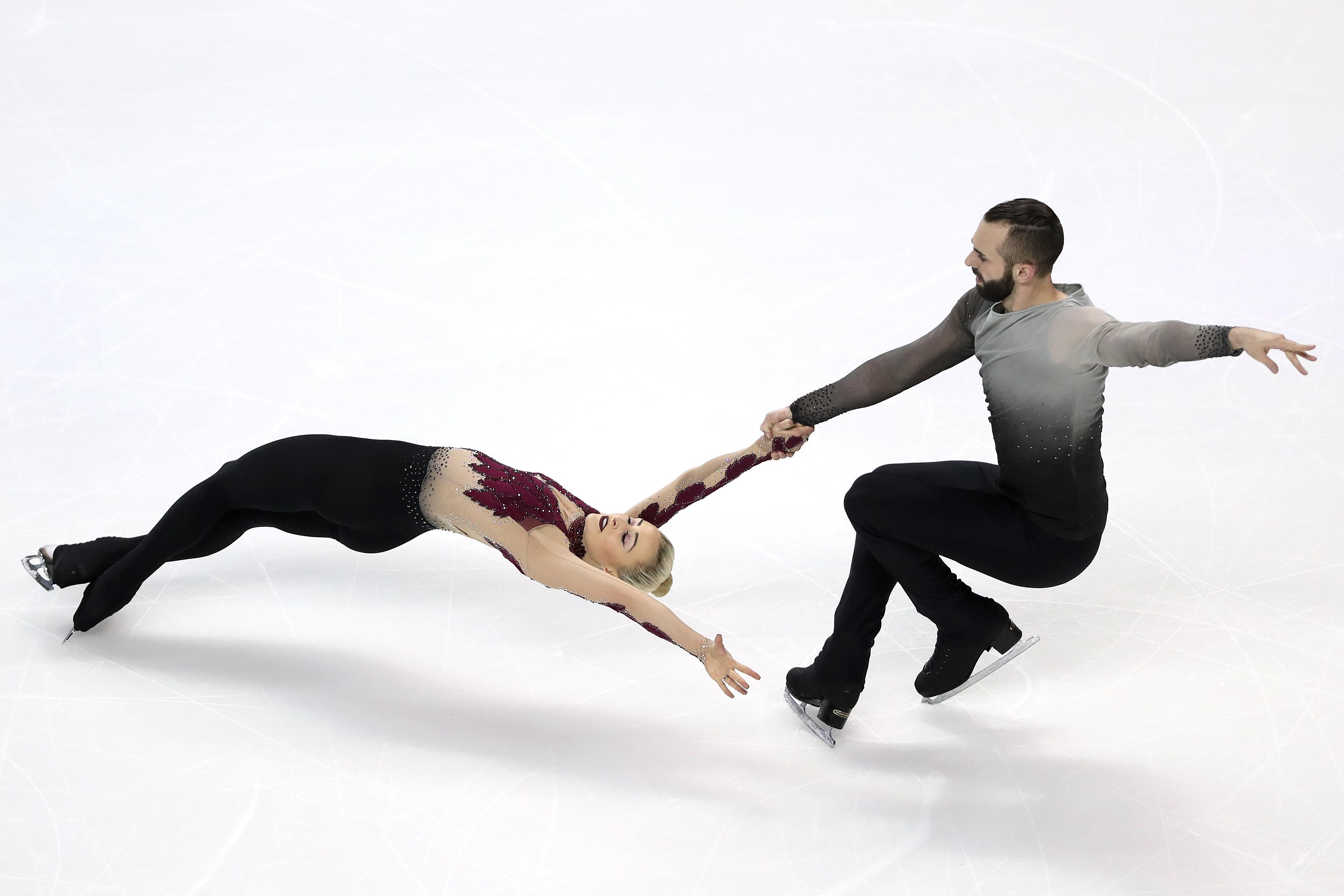 2020 U.S. Figure Skating Championships - Day 4