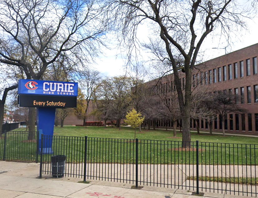 Paramedics responded to multiple students who overdosed Feb. 12, 2020, at Curie Metropolitan High School, 4959 S. Archer Ave.