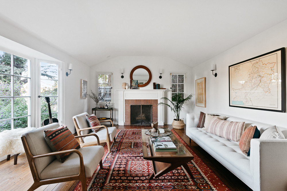 Actor James Jagger lists beguiling Silver Lake home for $1.3M
