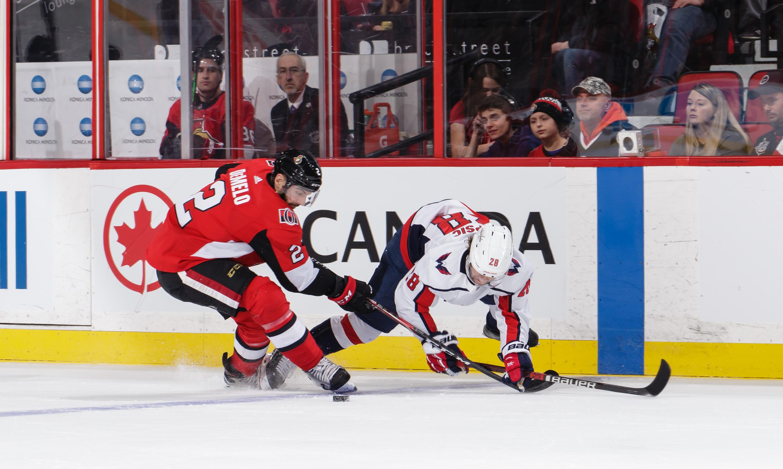 Washington Capitals v Ottawa Senators
