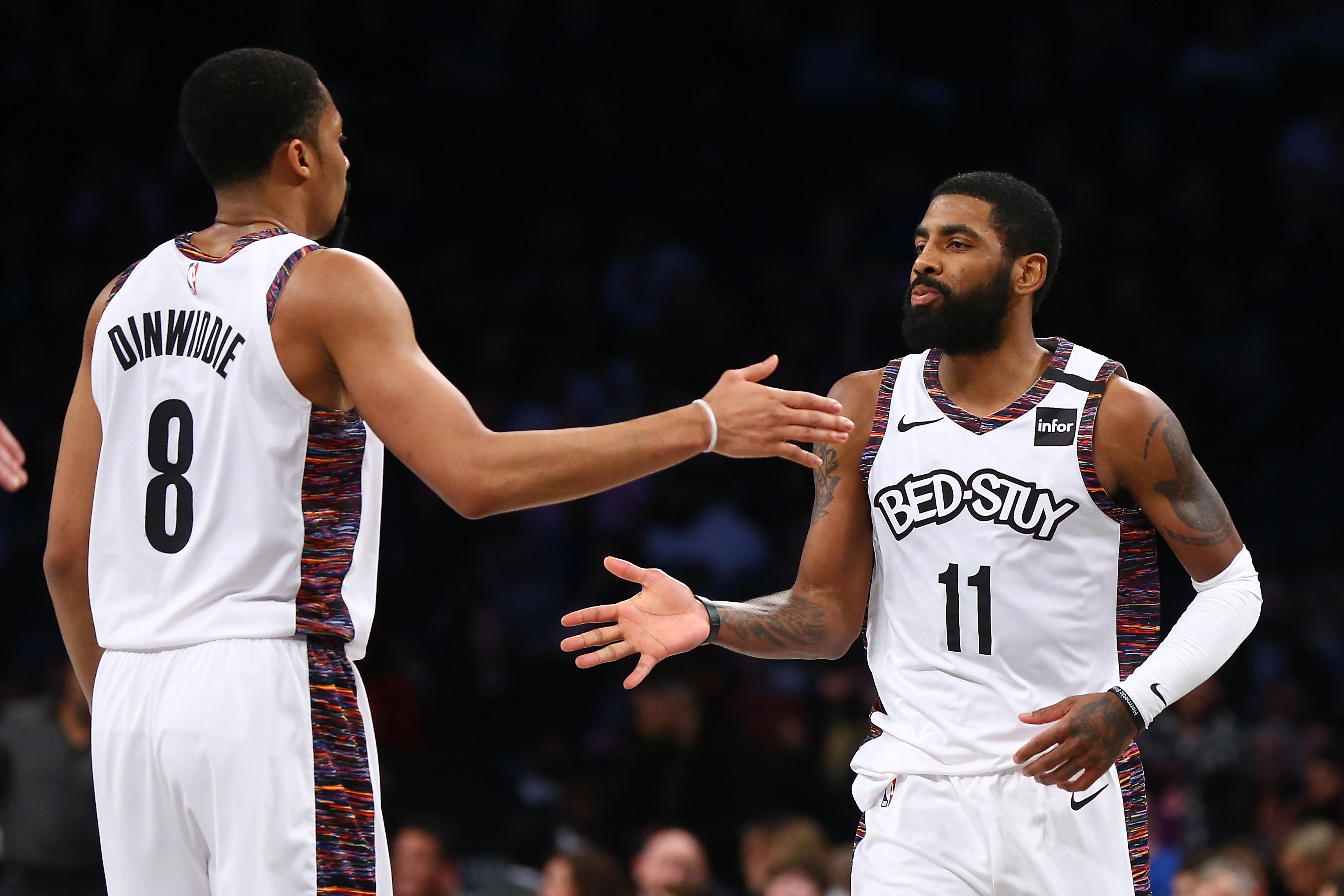 Atlanta Hawks v Brooklyn Nets