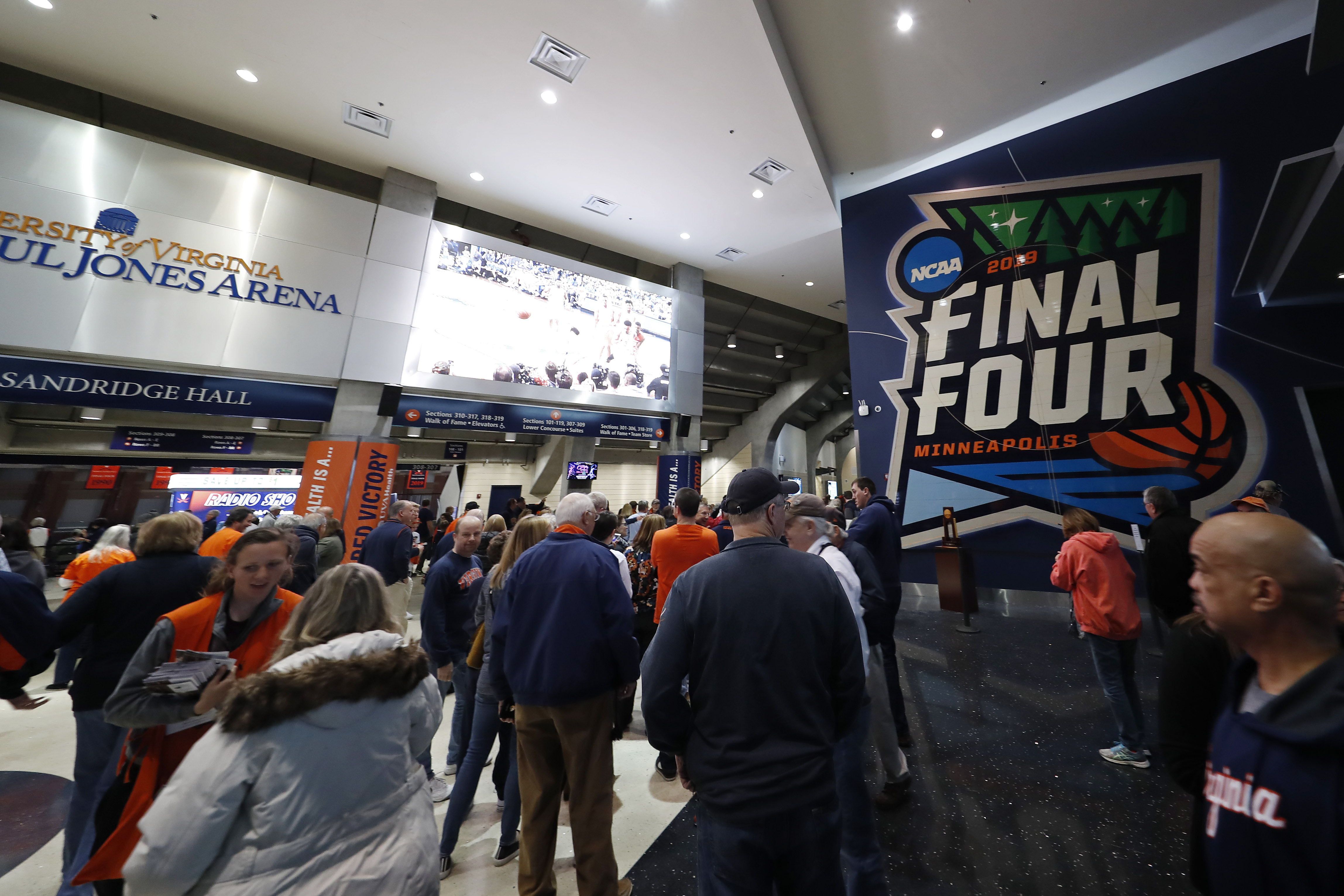 NCAA Basketball: James Madison at Virginia