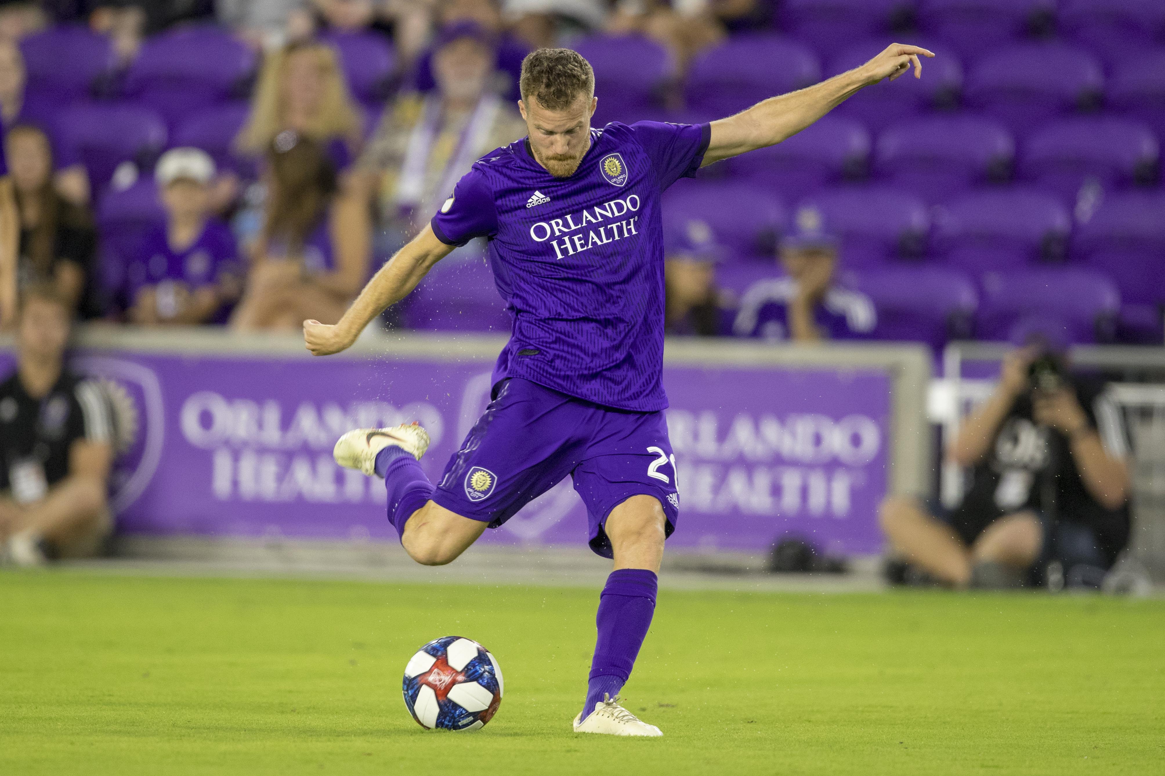 SOCCER: MAR 31 MLS - DC United at Orlando City SC