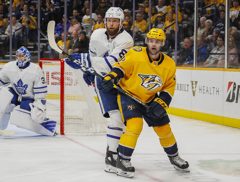 Toronto Maple Leafs v Nashville Predators