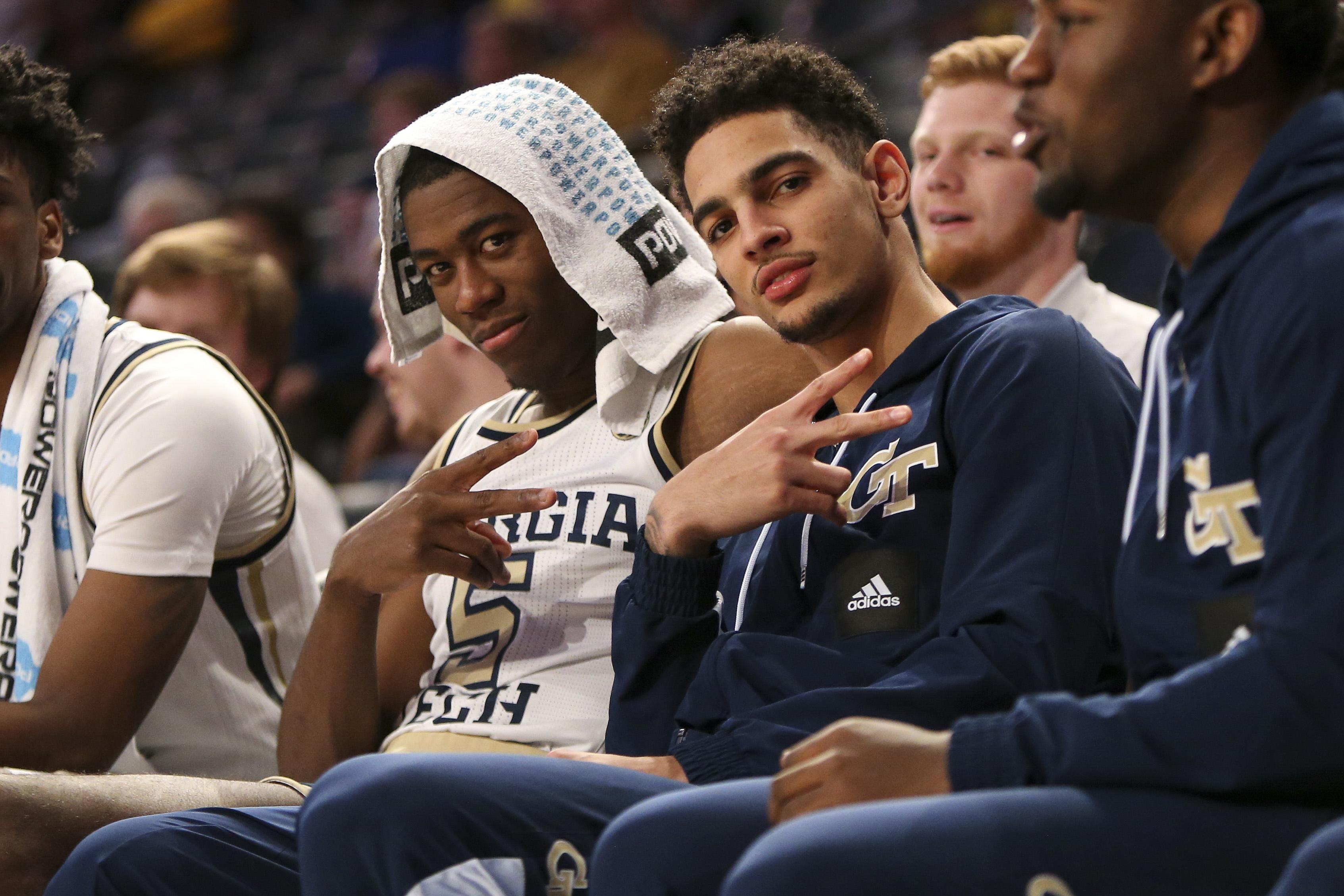 NCAA Basketball: Morehouse at Georgia Tech
