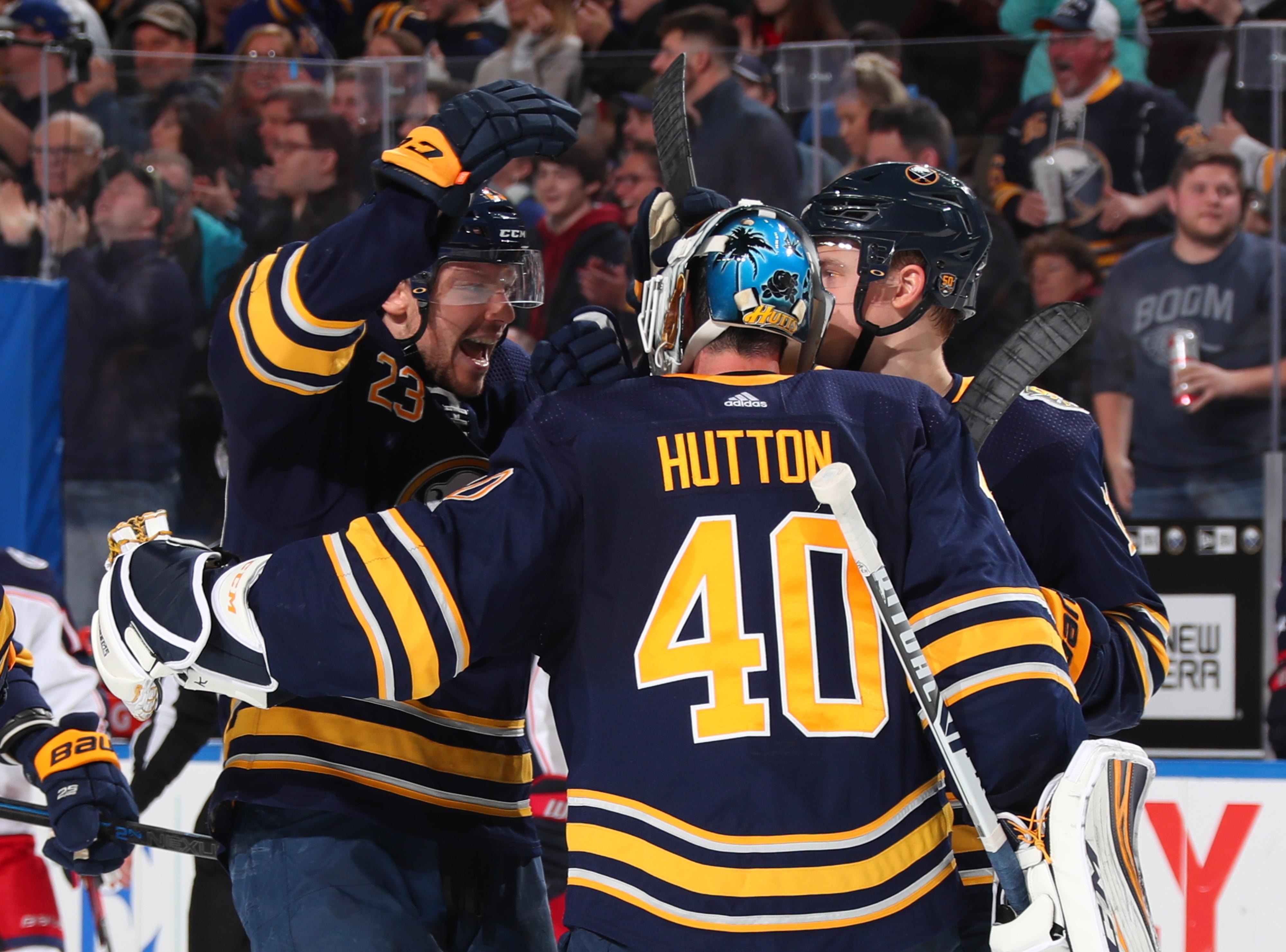 Columbus Blue Jackets v Buffalo Sabres