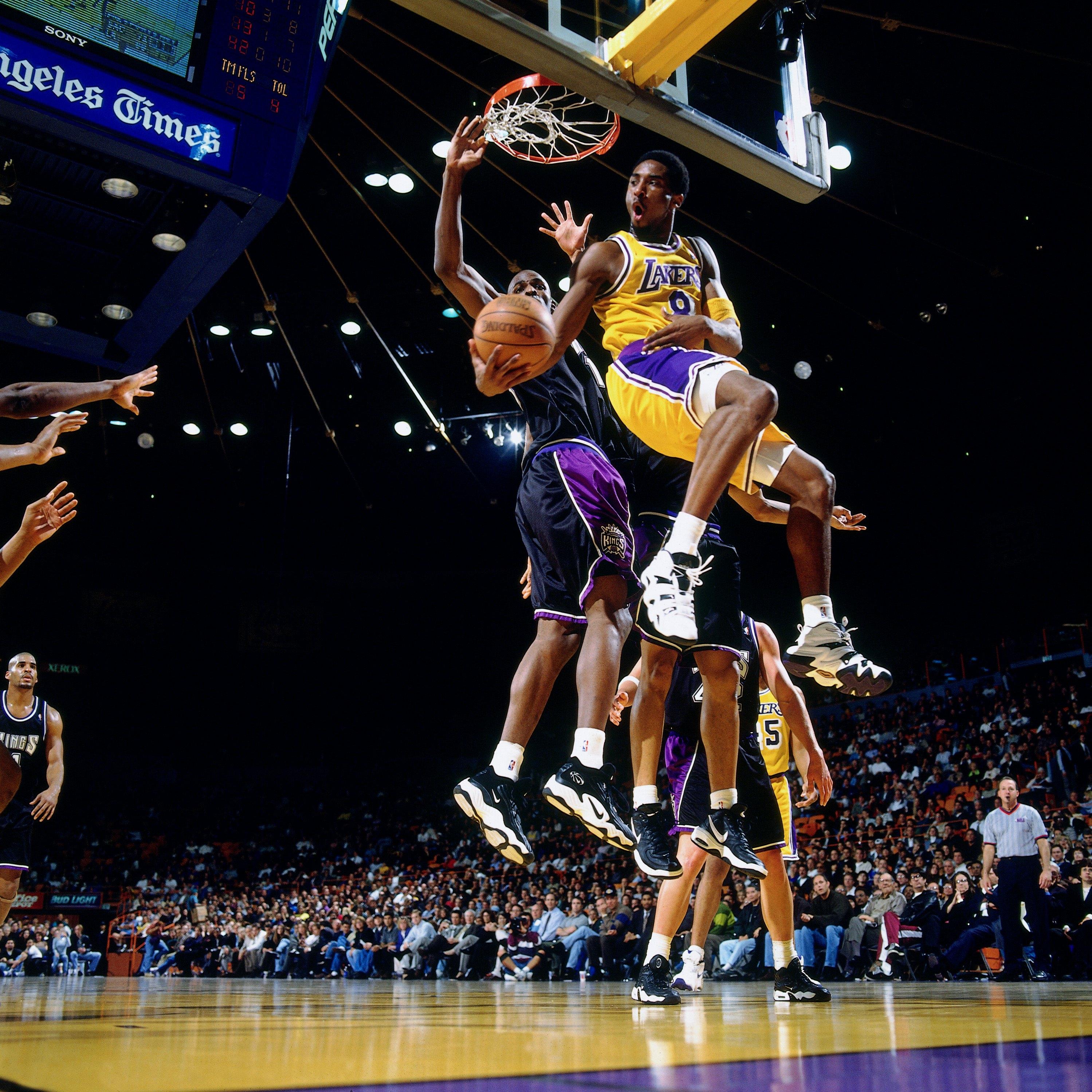 Sacramento Kings vs. Los Angeles Lakers