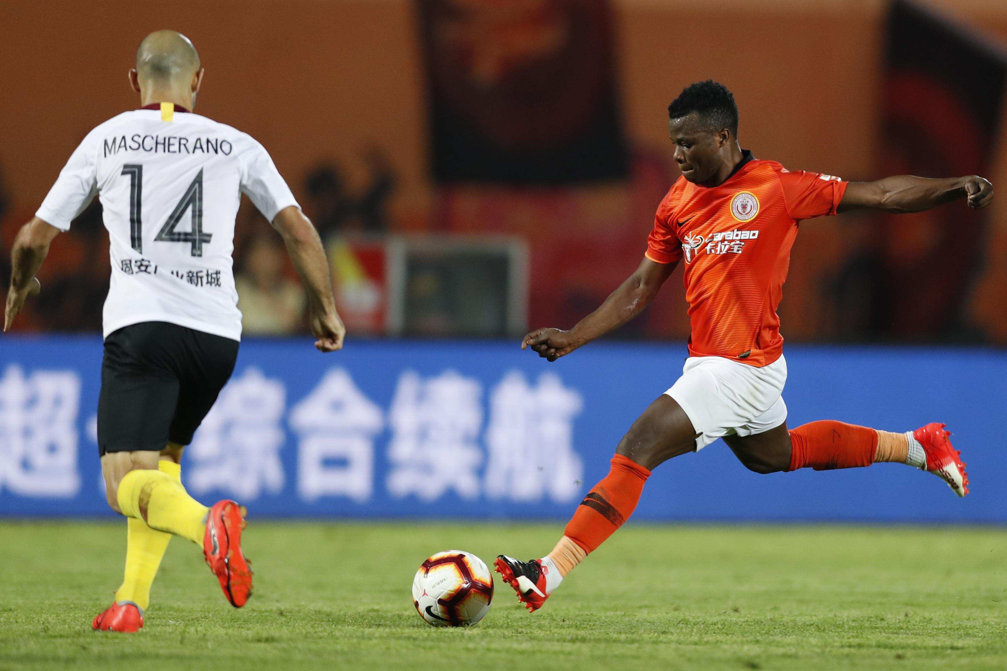 2019 China Super League - Beijing Renhe v Hebei China Fortune