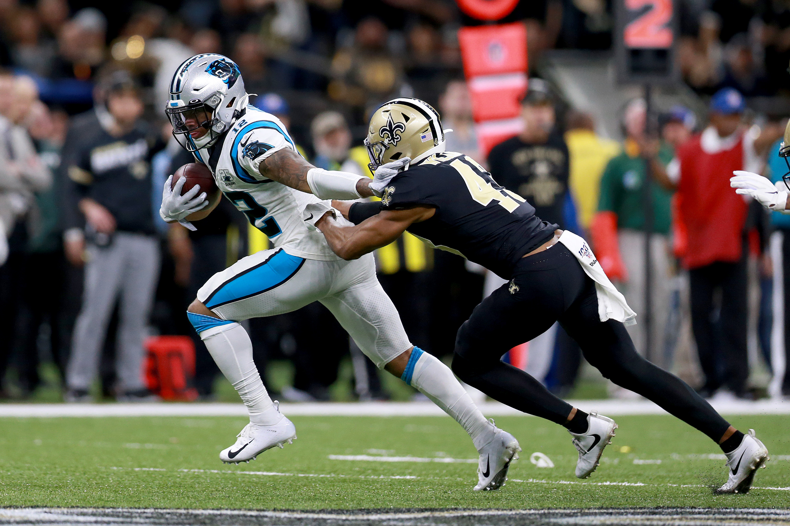 Carolina Panthers v New Orleans Saints