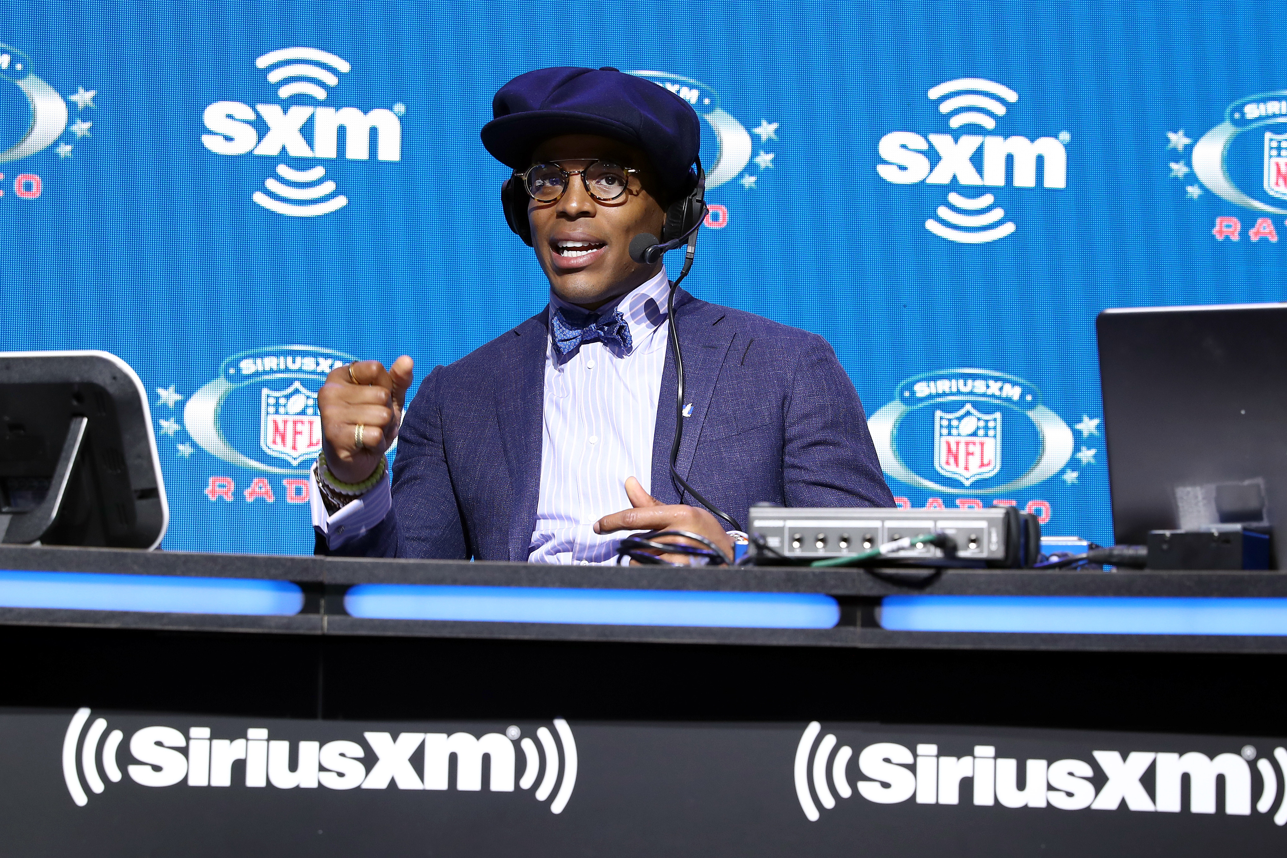 SiriusXM At Super Bowl LIV - Day 3