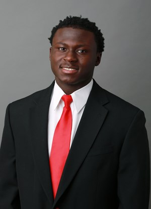 University of Utah football player Terrell Perriman,20, of Miami, was booked into the Salt Lake County Jail Thursday for investigation of raping a 17-year-old girl.
