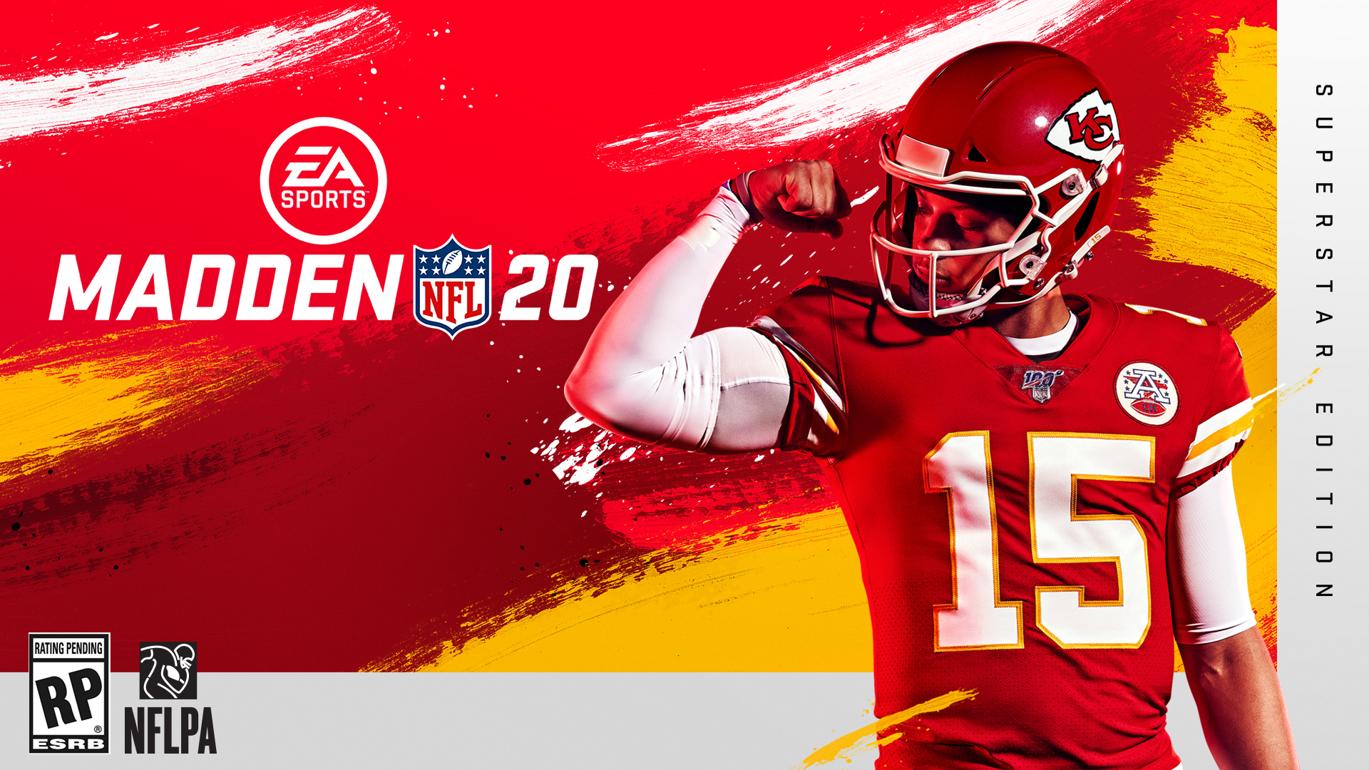 Patrick Mahomes officially broke the Madden cover curse