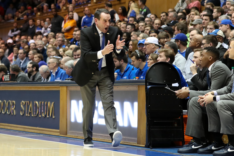 NCAA Basketball: Miami-Florida at Duke