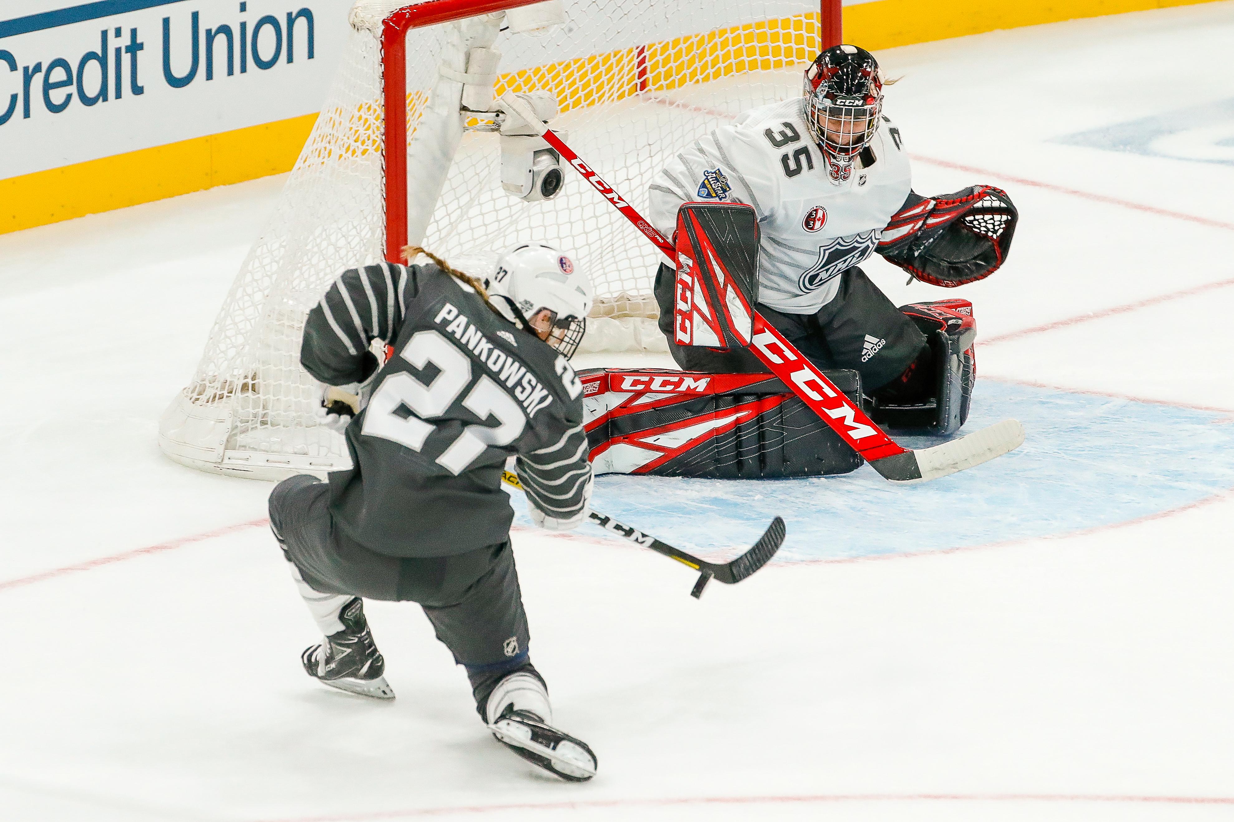 NHL: JAN 24 All-Star Skills