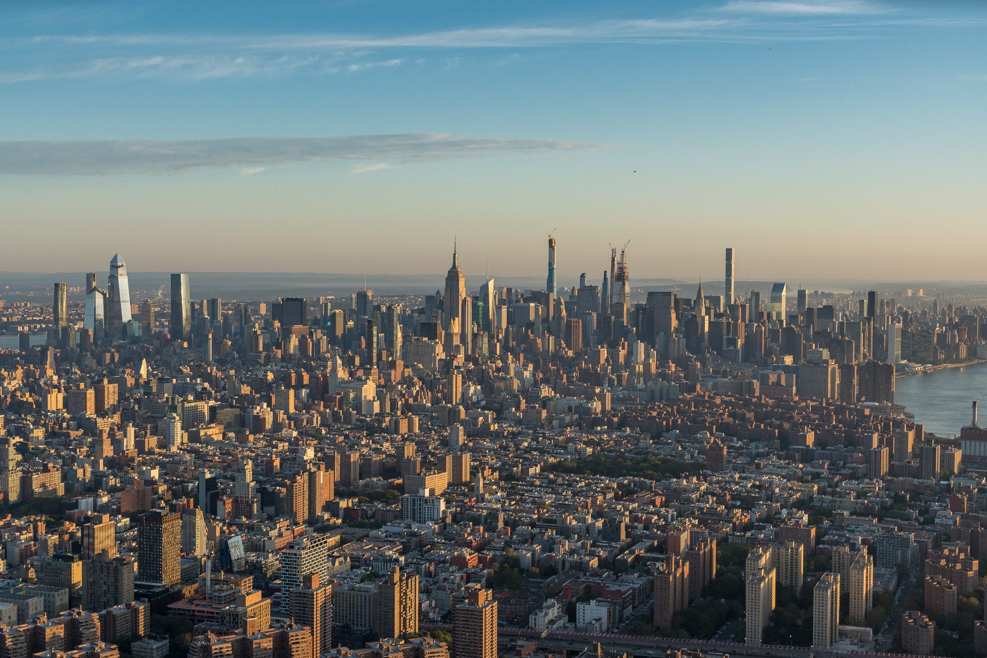 In 2019, NYC approved a ton of new residential units