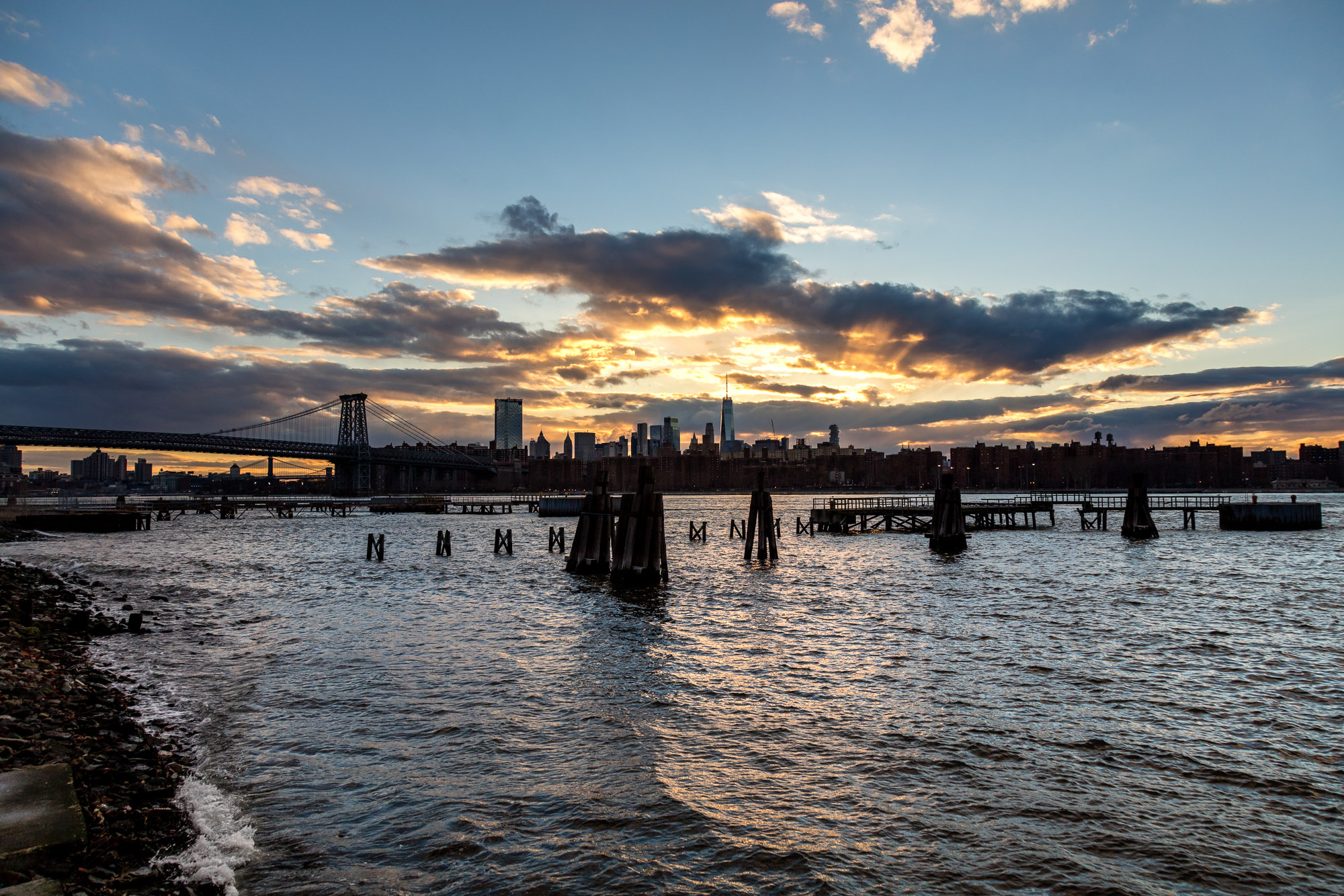 Swimming in the East River could happen sooner than you think