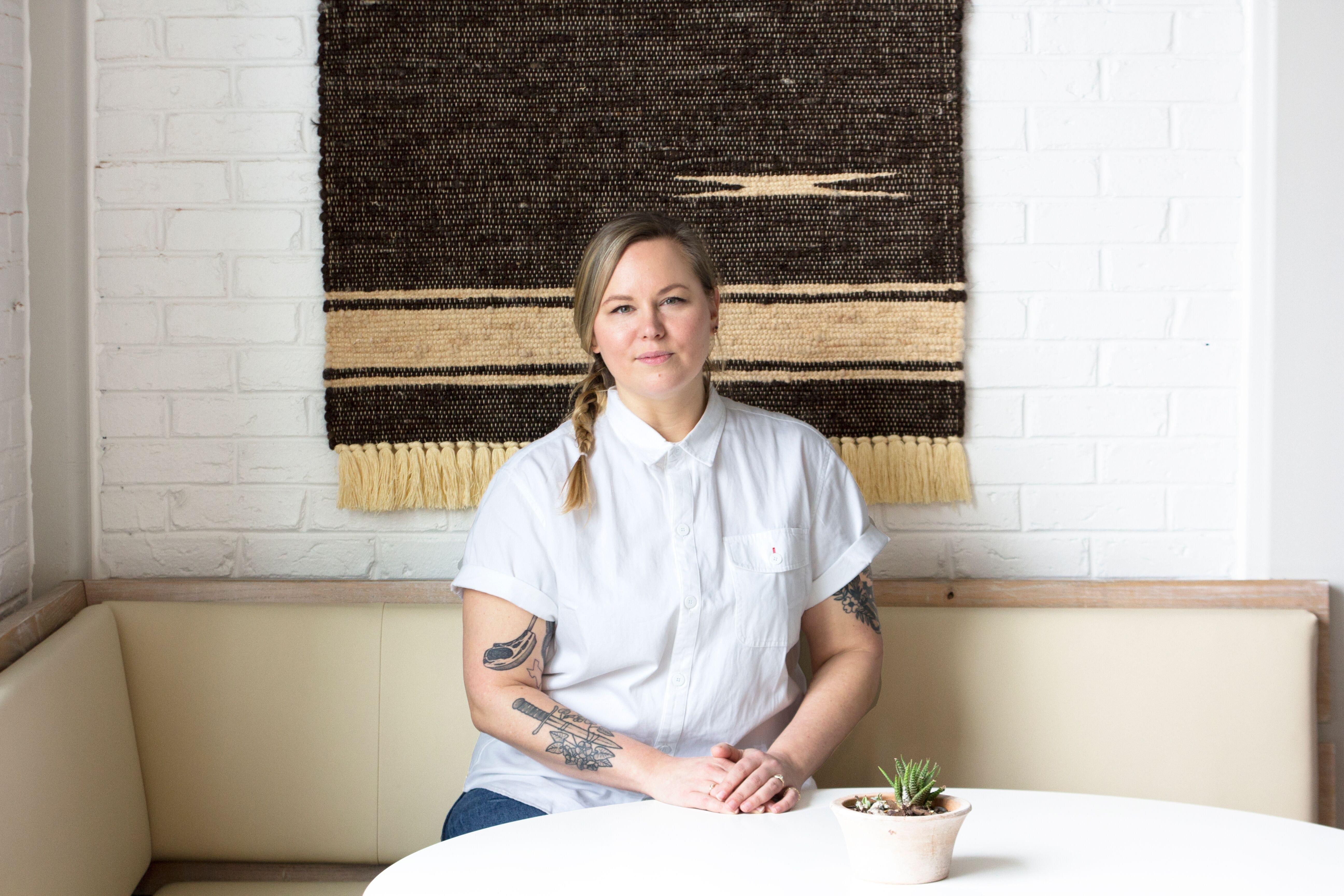 Chef Brittanny Anderson