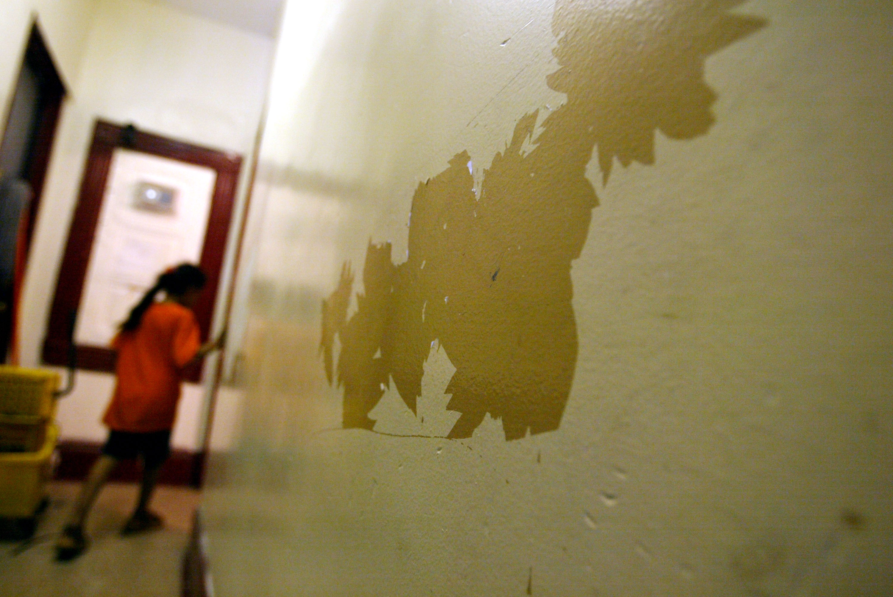 The New York City Housing Authority announced it will check for lead paint in community centers with programs serving young children.