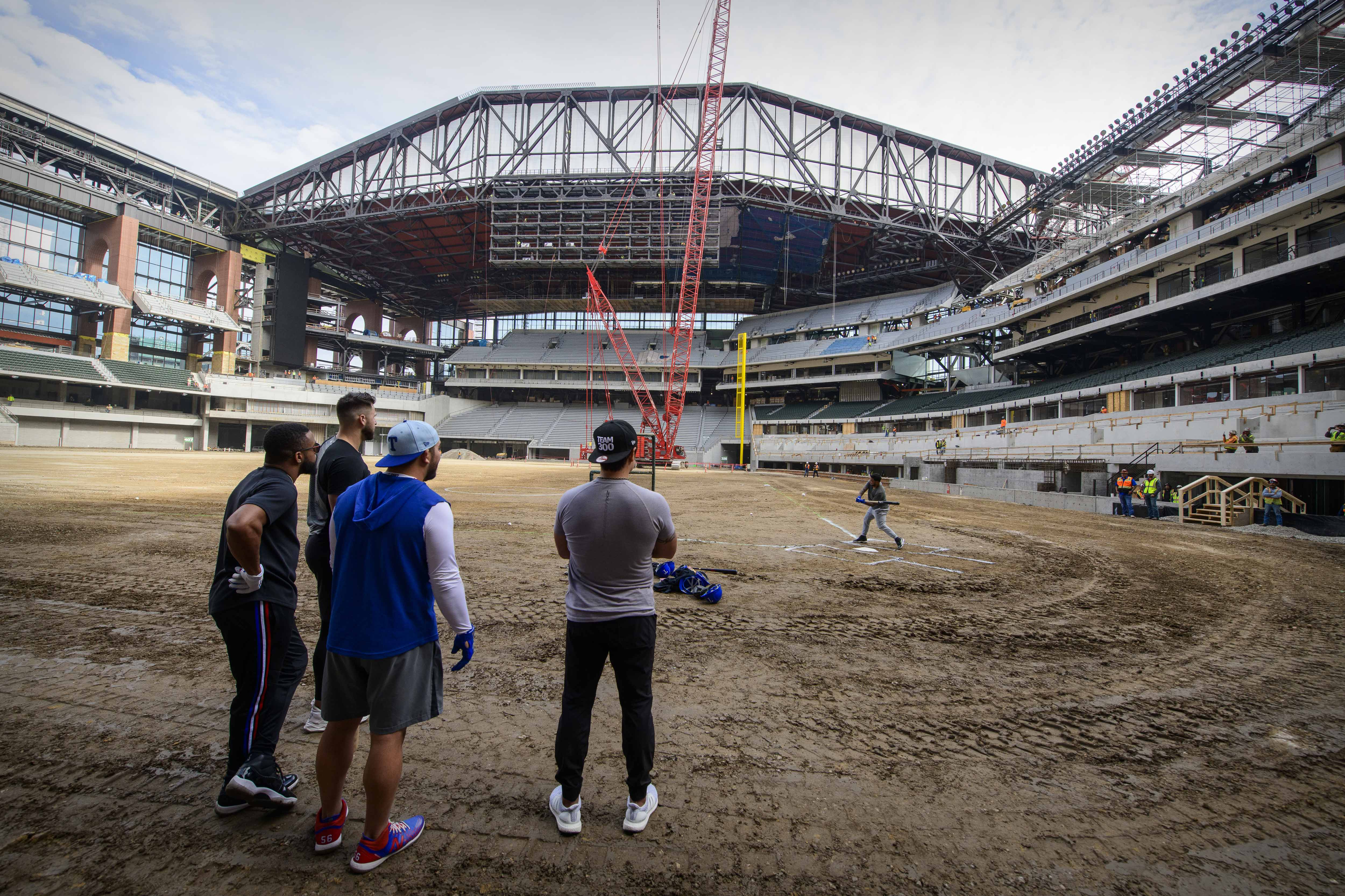 MLB: Texas Rangers-Globe Life Field Event