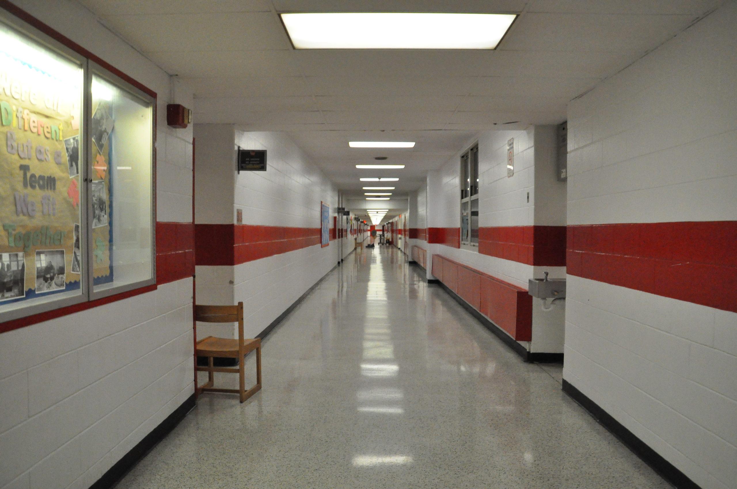 Both Leland Goodson Sewell and Karaji Jones attended Spencer Miller Community School in Newark's Central Ward.
