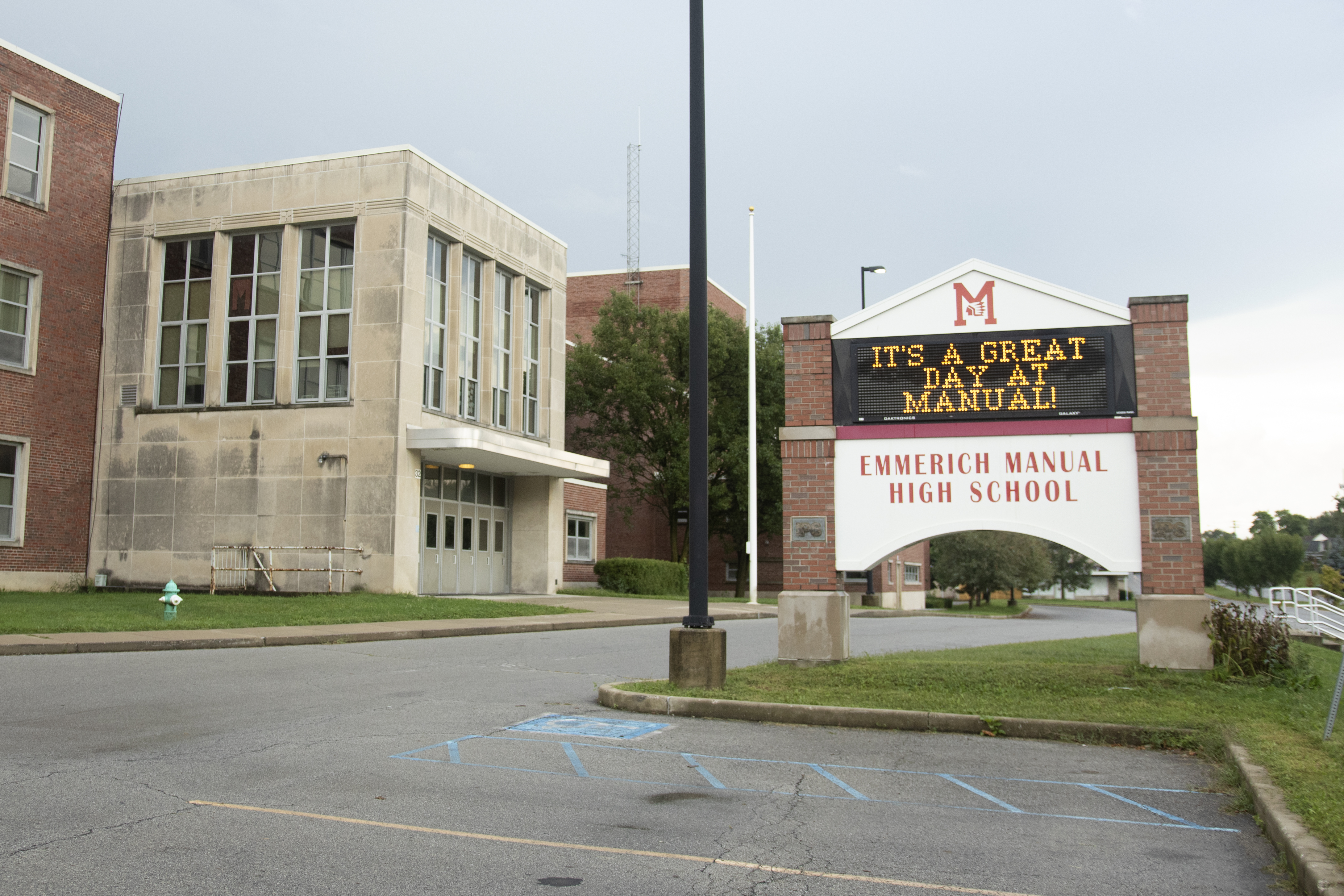 Manual High School in Indianapolis recorded the highest proportion of students who left to home-school, compared to 2018 graduates, out of all traditional high schools in the state, according to a Chalkbeat analysis.